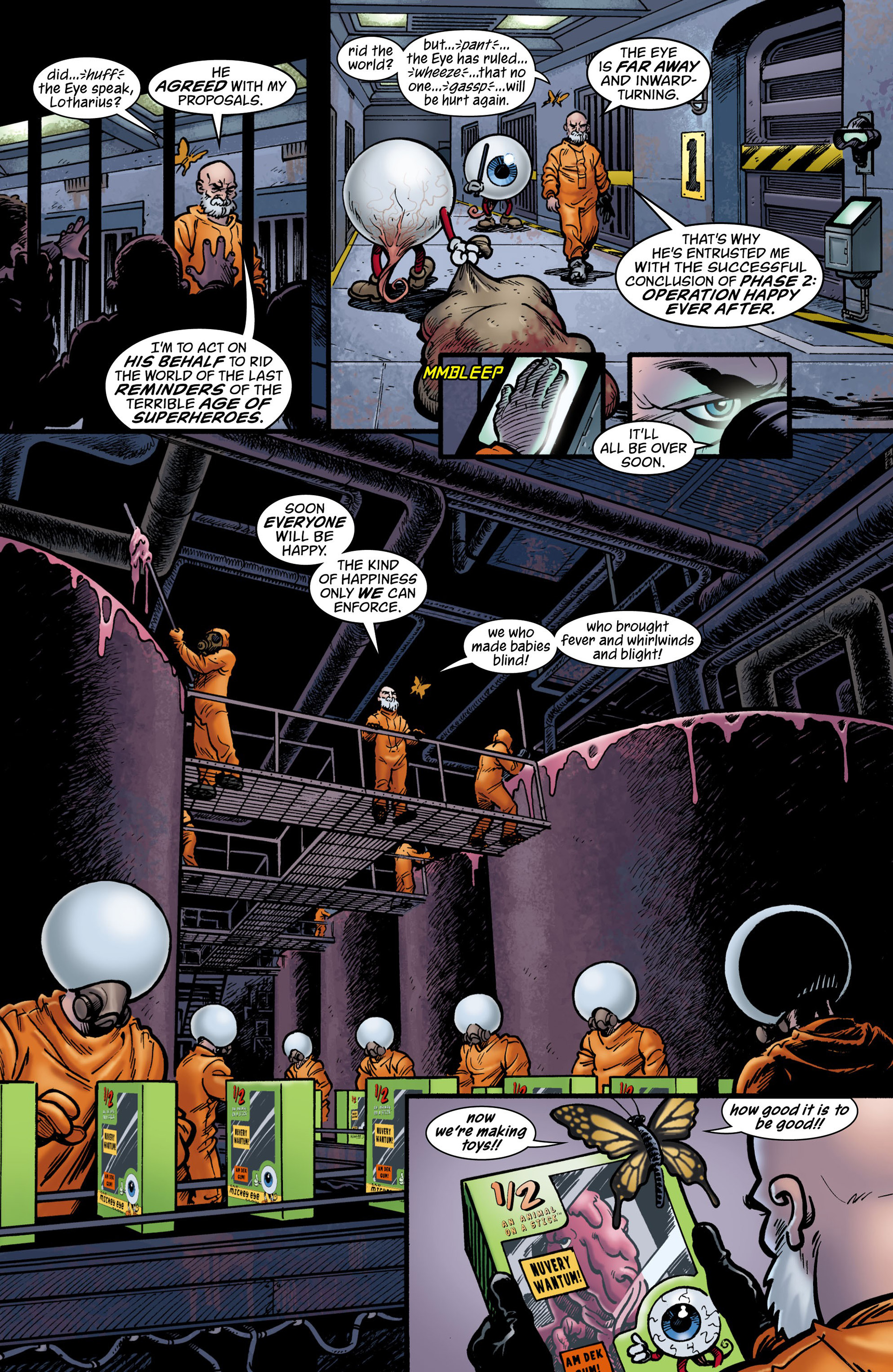 Read online Seaguy: The Slaves of Mickey Eye comic -  Issue #2 - 12