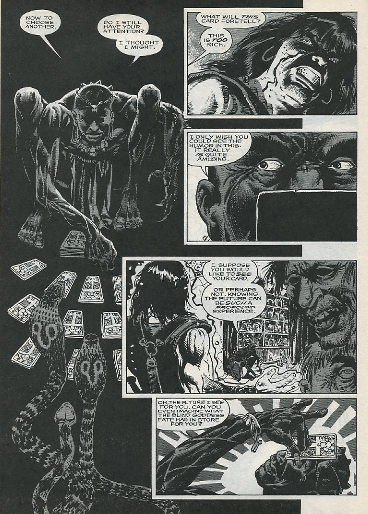 The Savage Sword Of Conan Issue #176 #177 - English 28