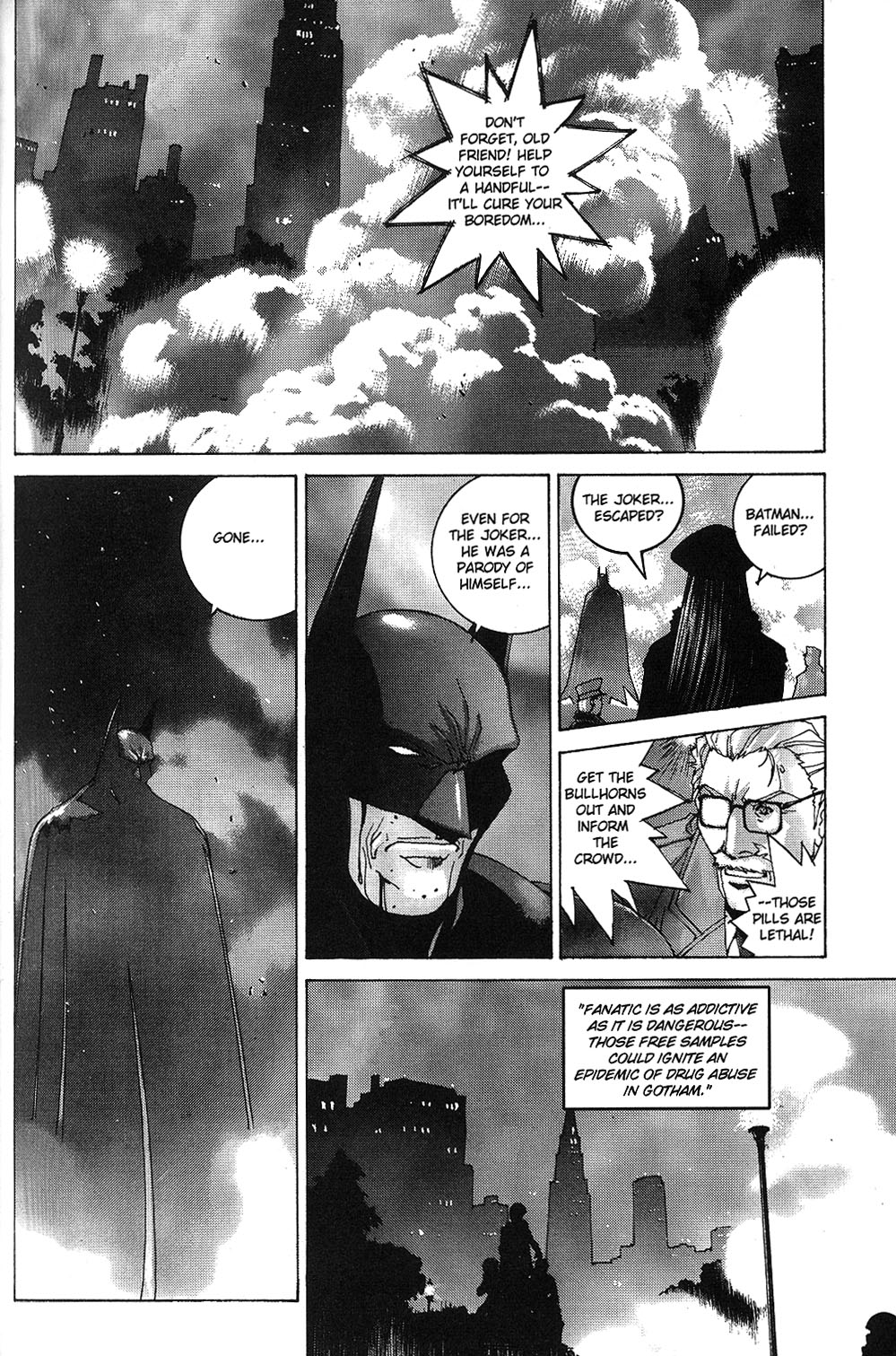 Read online Batman: Child of Dreams comic -  Issue # Full - 82