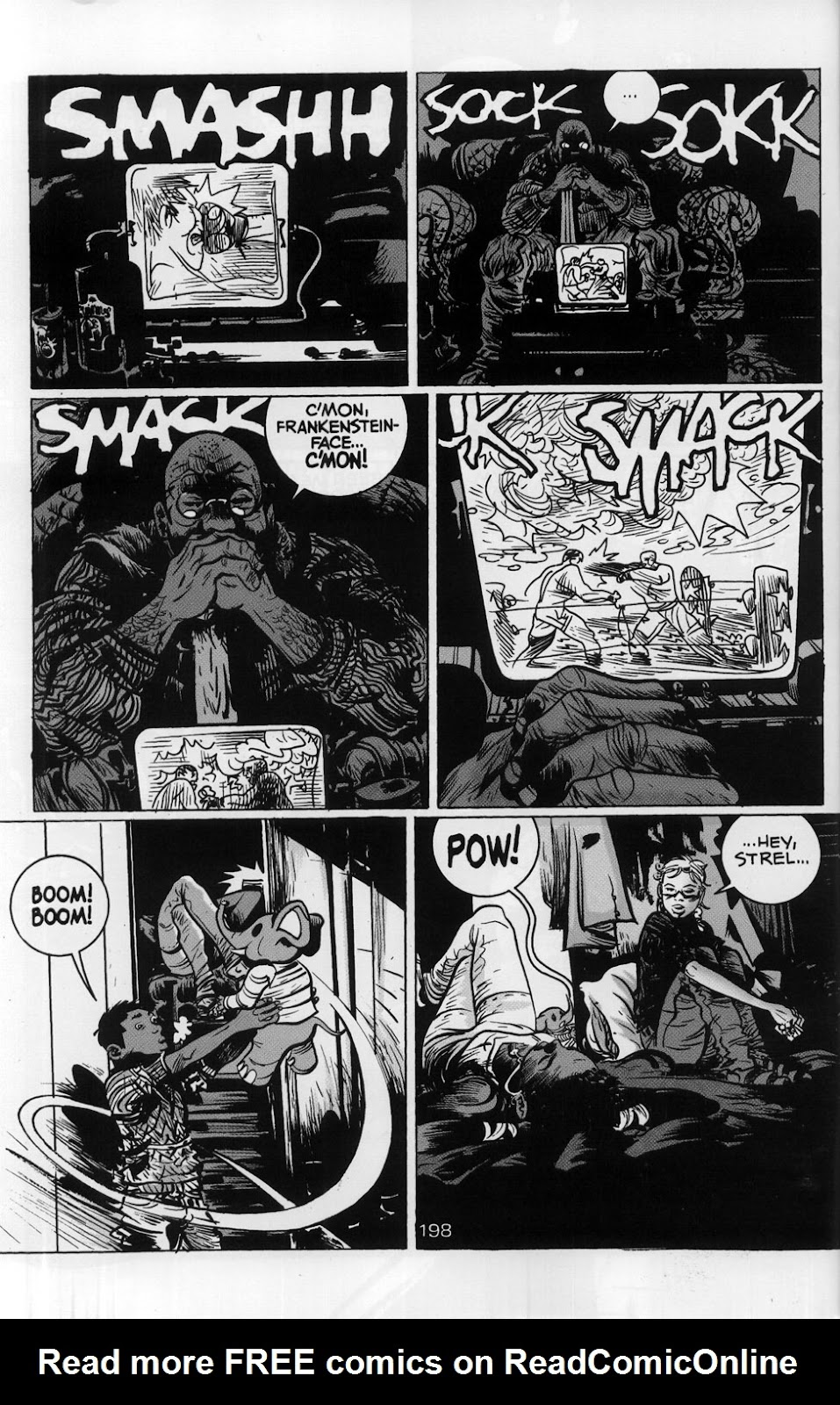 100% Issue #5 Page 7