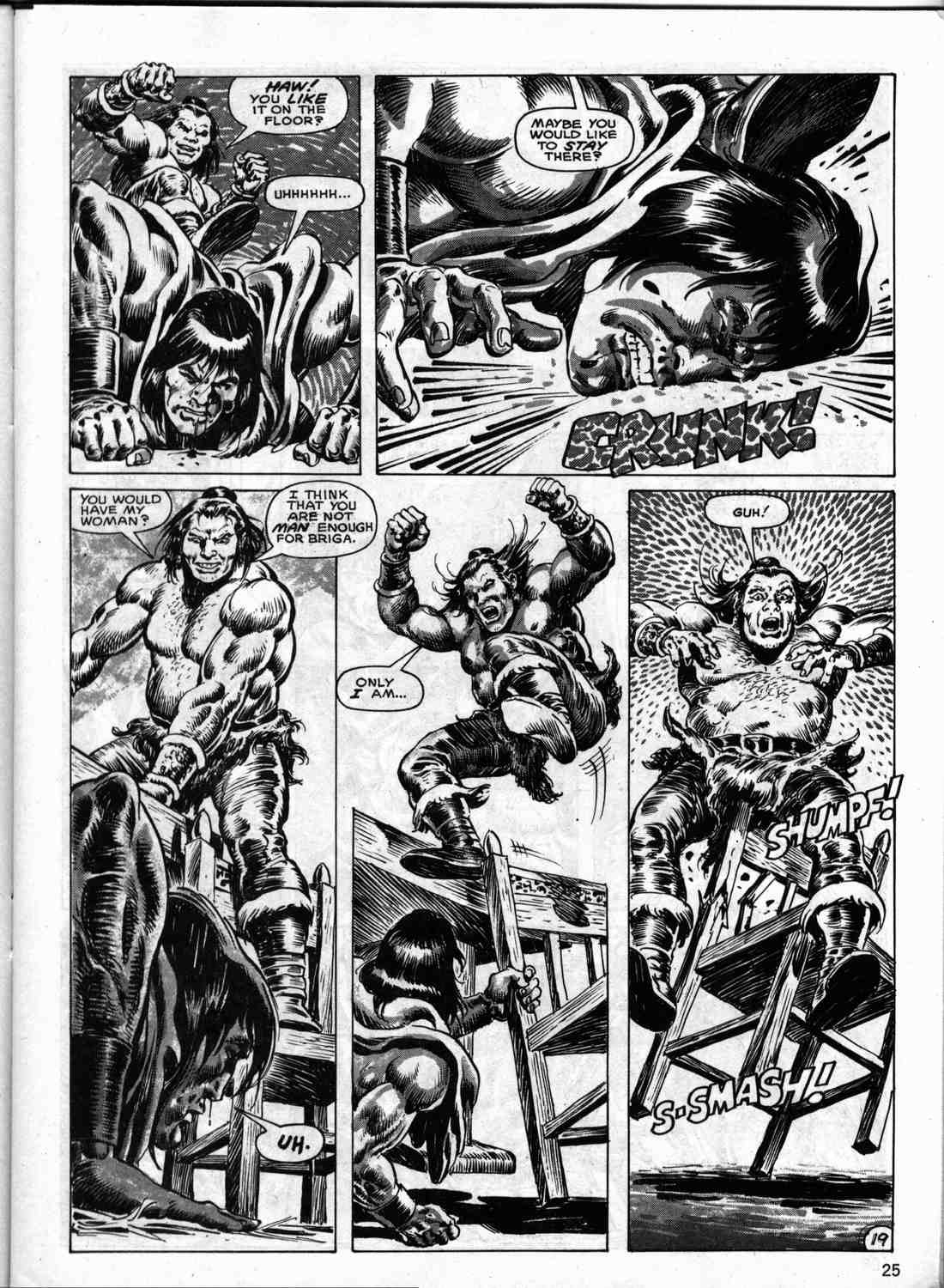 The Savage Sword Of Conan Issue #133 #134 - English 24