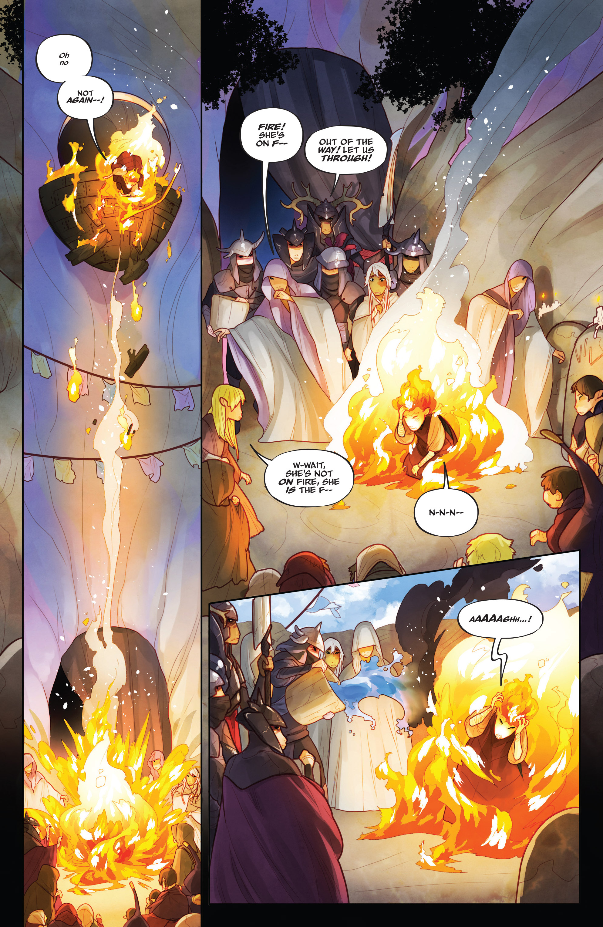 The Power of the Dark Crystal 1 Page 20