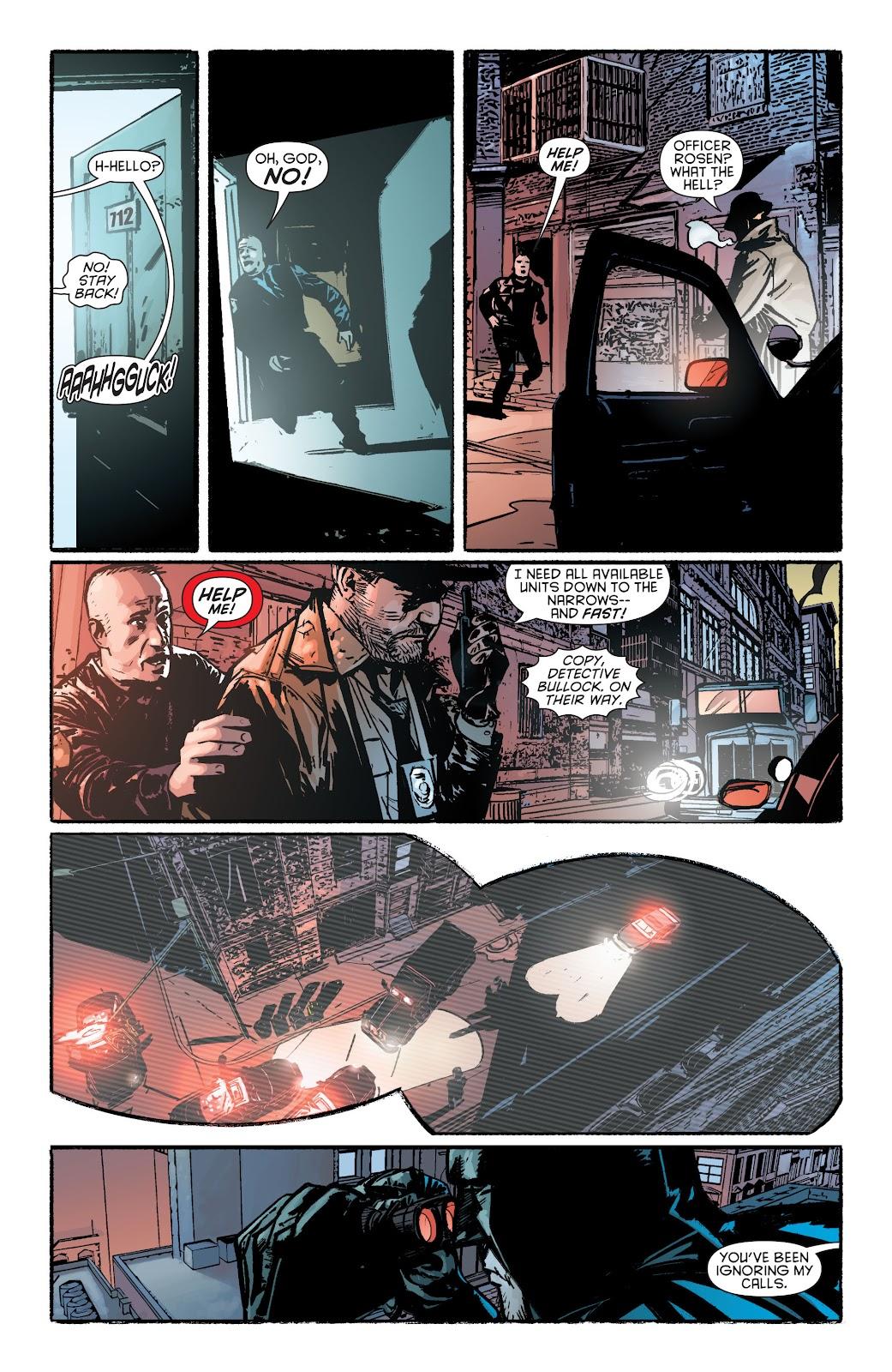 Batman (2011) Issue #19 #34 - English 23