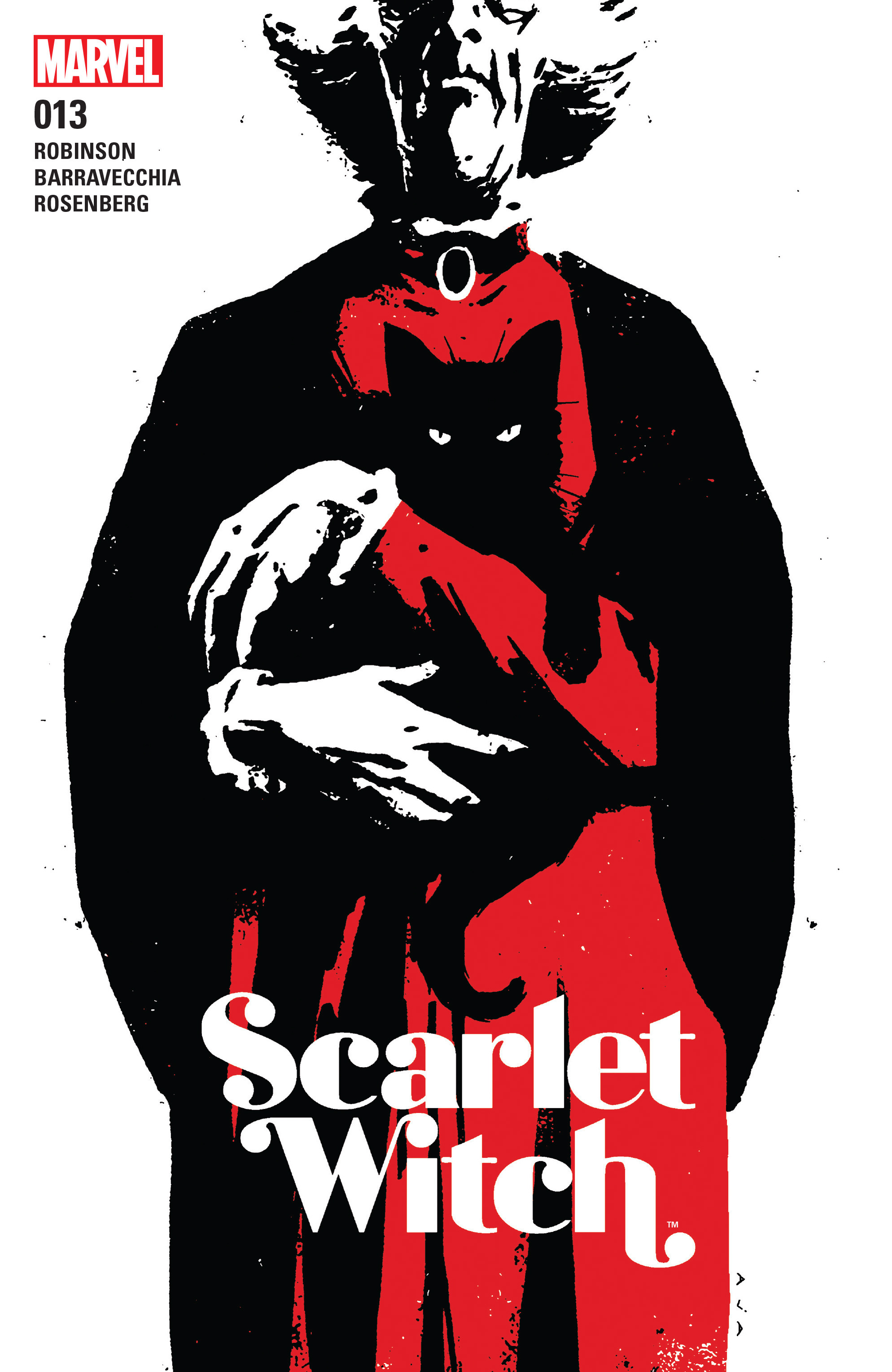 Read online Scarlet Witch (2016) comic -  Issue #13 - 1