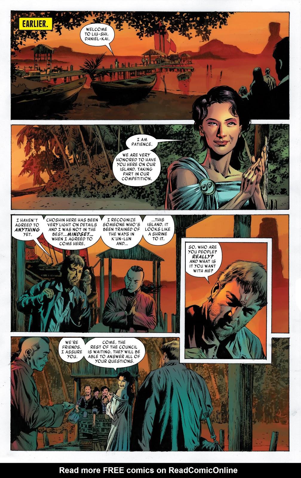 Iron Fist (2017) Issue #2 #2 - English 5