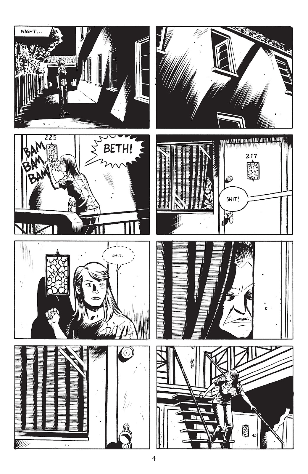 Stray Bullets Issue #25 #25 - English 6