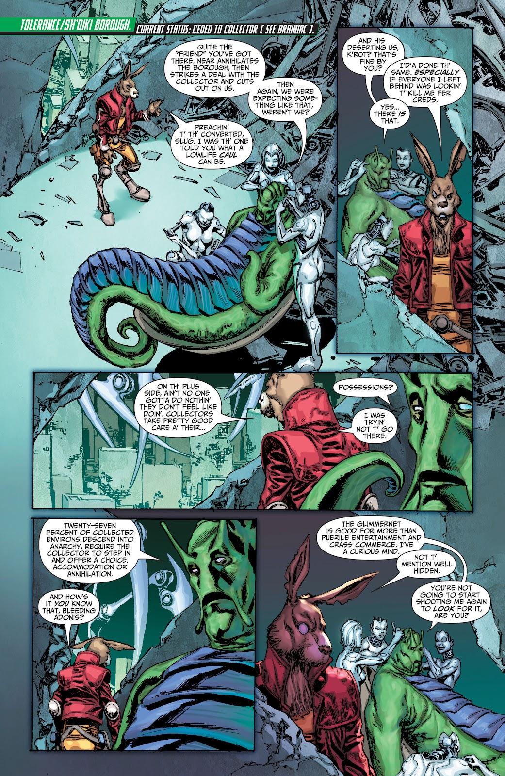Threshold (2013) Issue #6 #6 - English 4