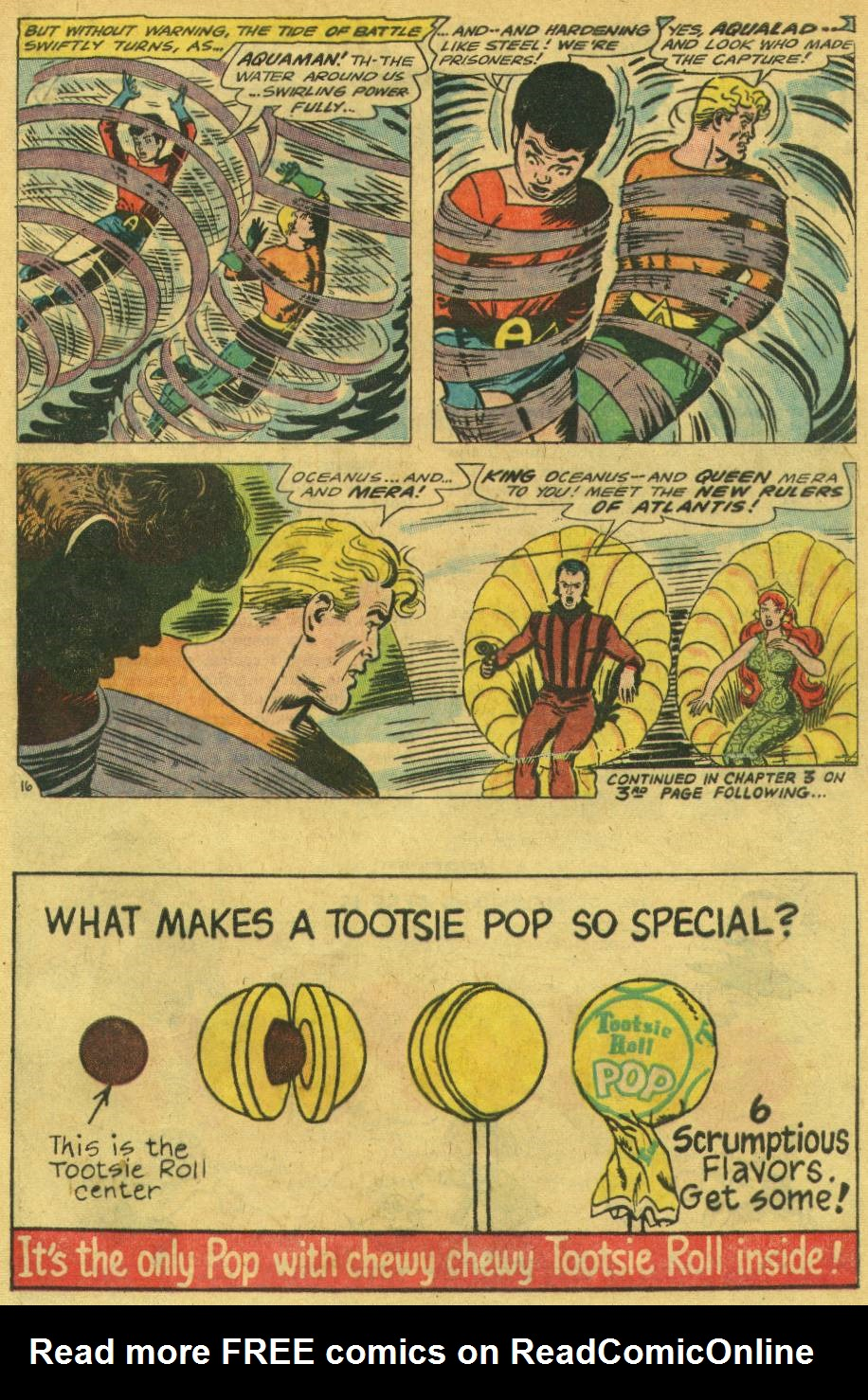 Aquaman (1962) Issue #18 #18 - English 21