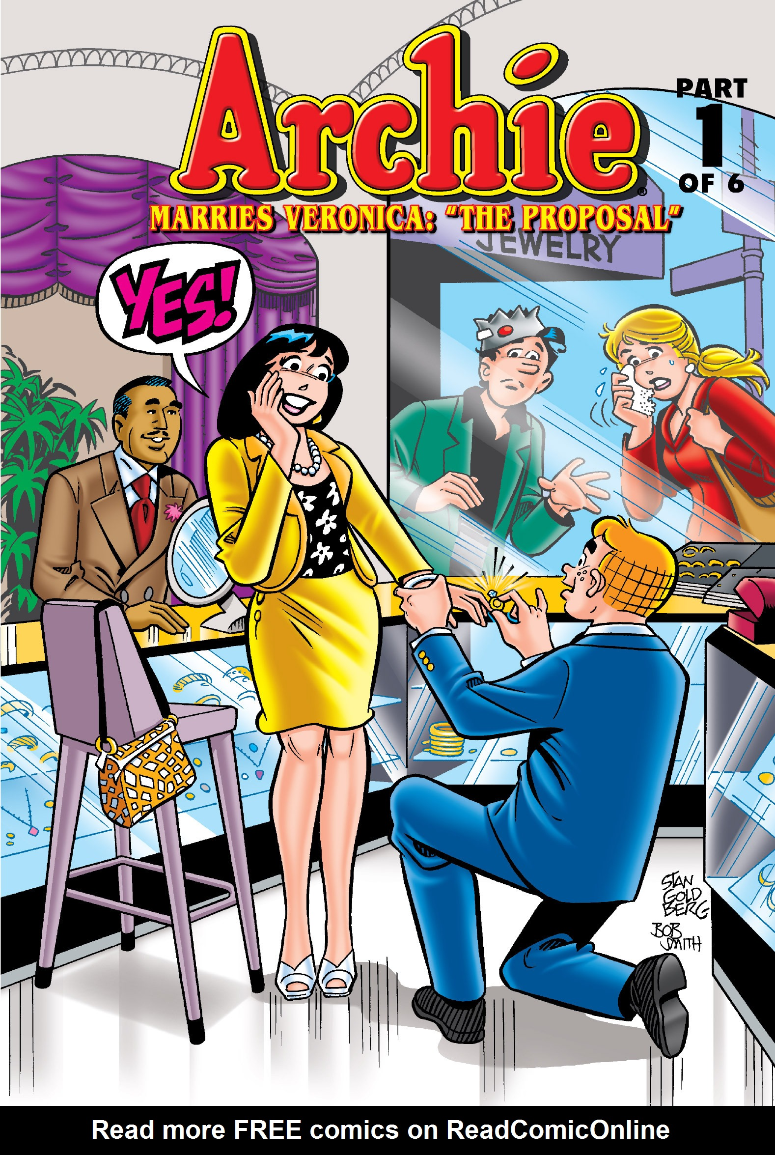 Read online The Best of Archie Comics comic -  Issue # TPB 1 (Part 2) - 135