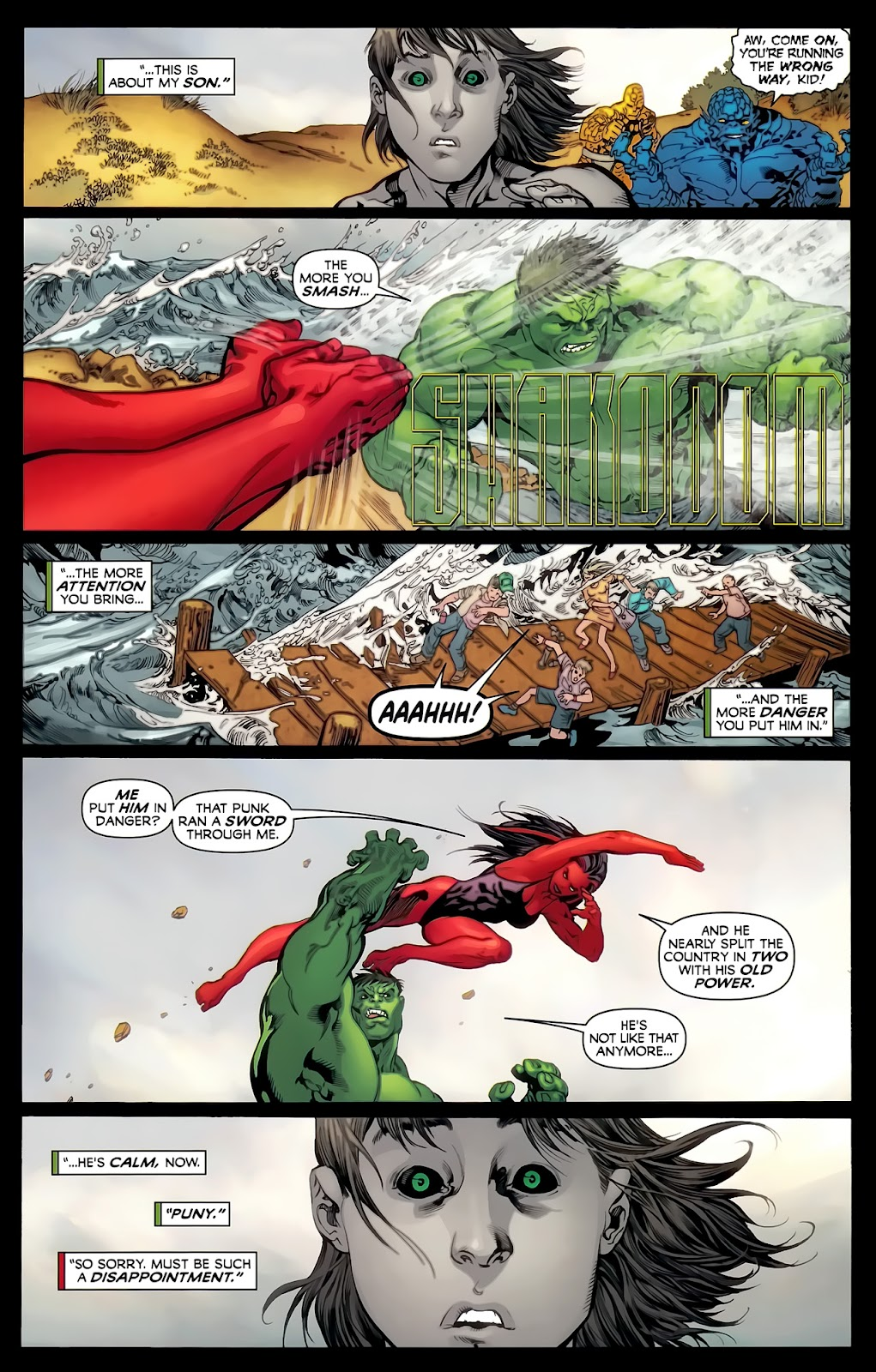 Incredible Hulks (2010) Issue #613 #3 - English 23