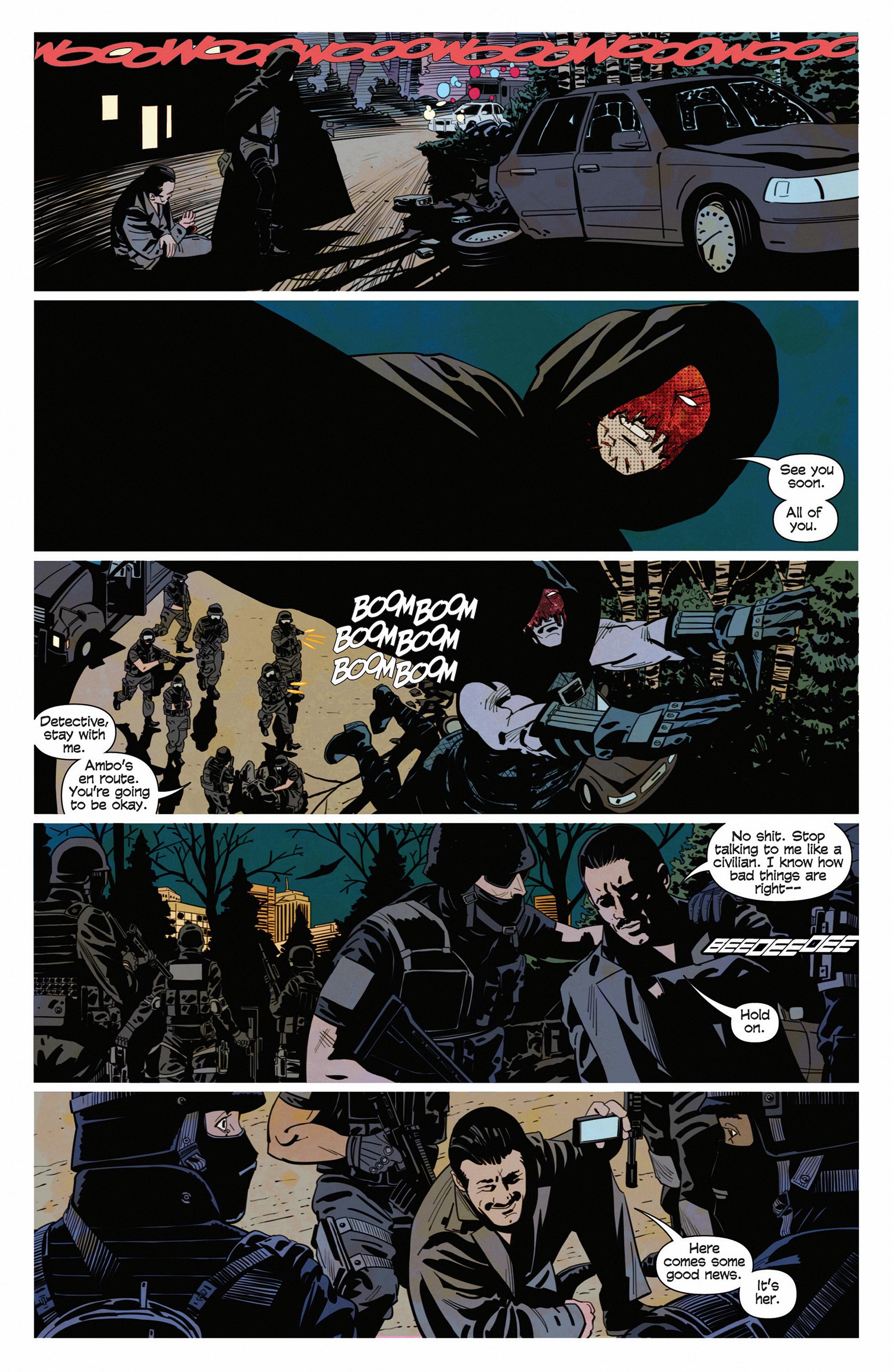Read online Demonic comic -  Issue #5 - 5