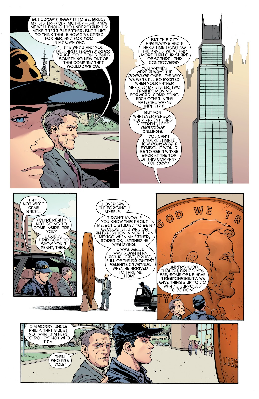 Batman (2011) Issue #21 #36 - English 17