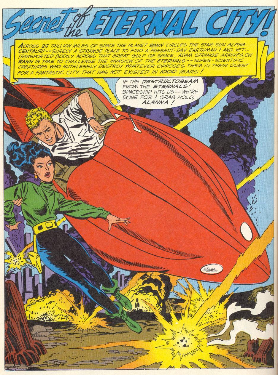 Read online Secret Origins (1961) comic -  Issue # Full - 15