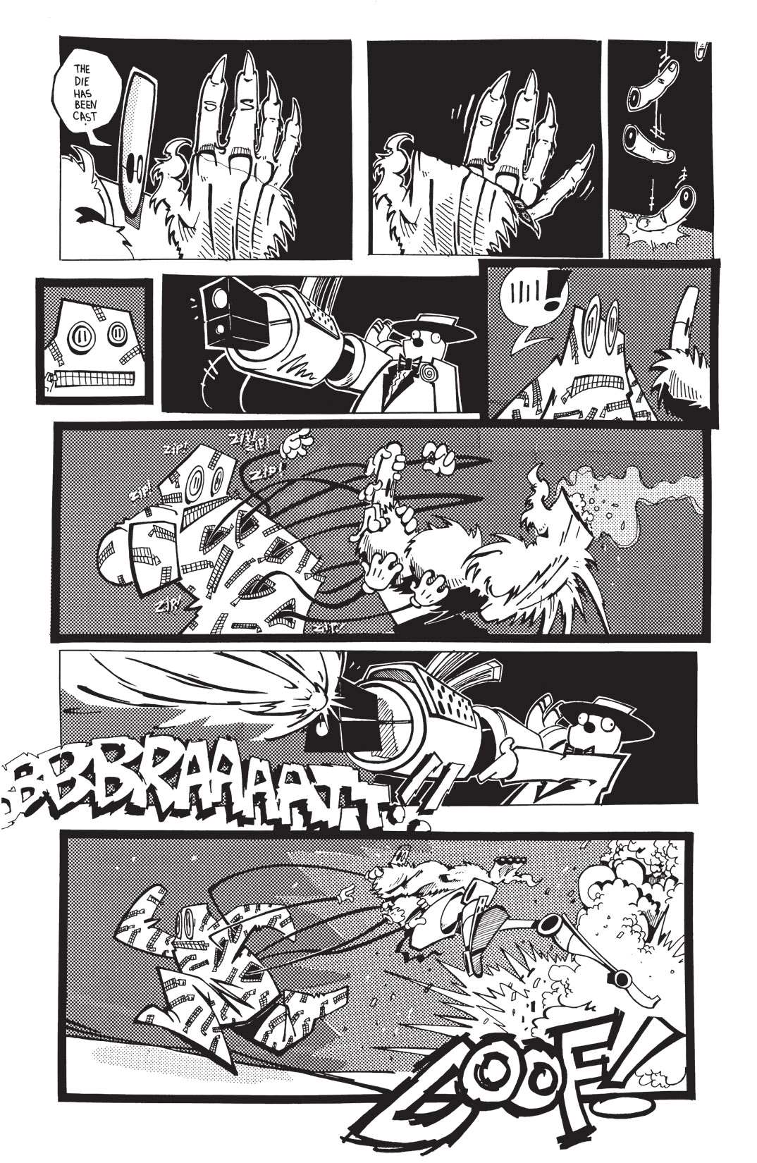 Read online Scud: The Disposable Assassin: The Whole Shebang comic -  Issue # TPB (Part 1) - 211