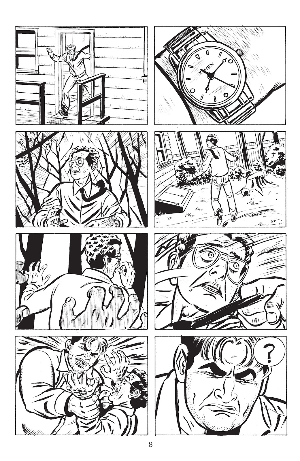 Stray Bullets Issue #40 #40 - English 10