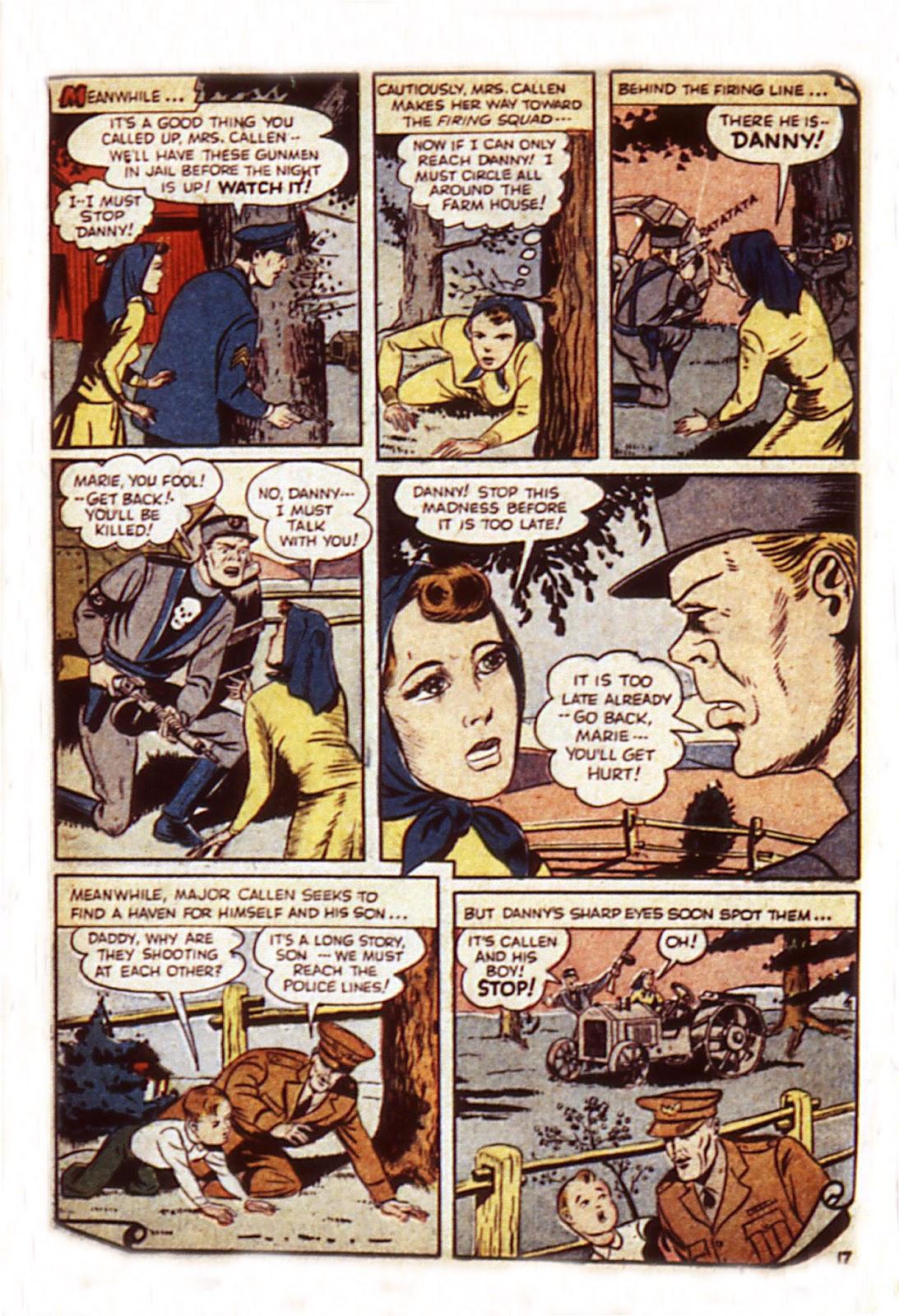 Sub-Mariner Comics Issue #7 #7 - English 40