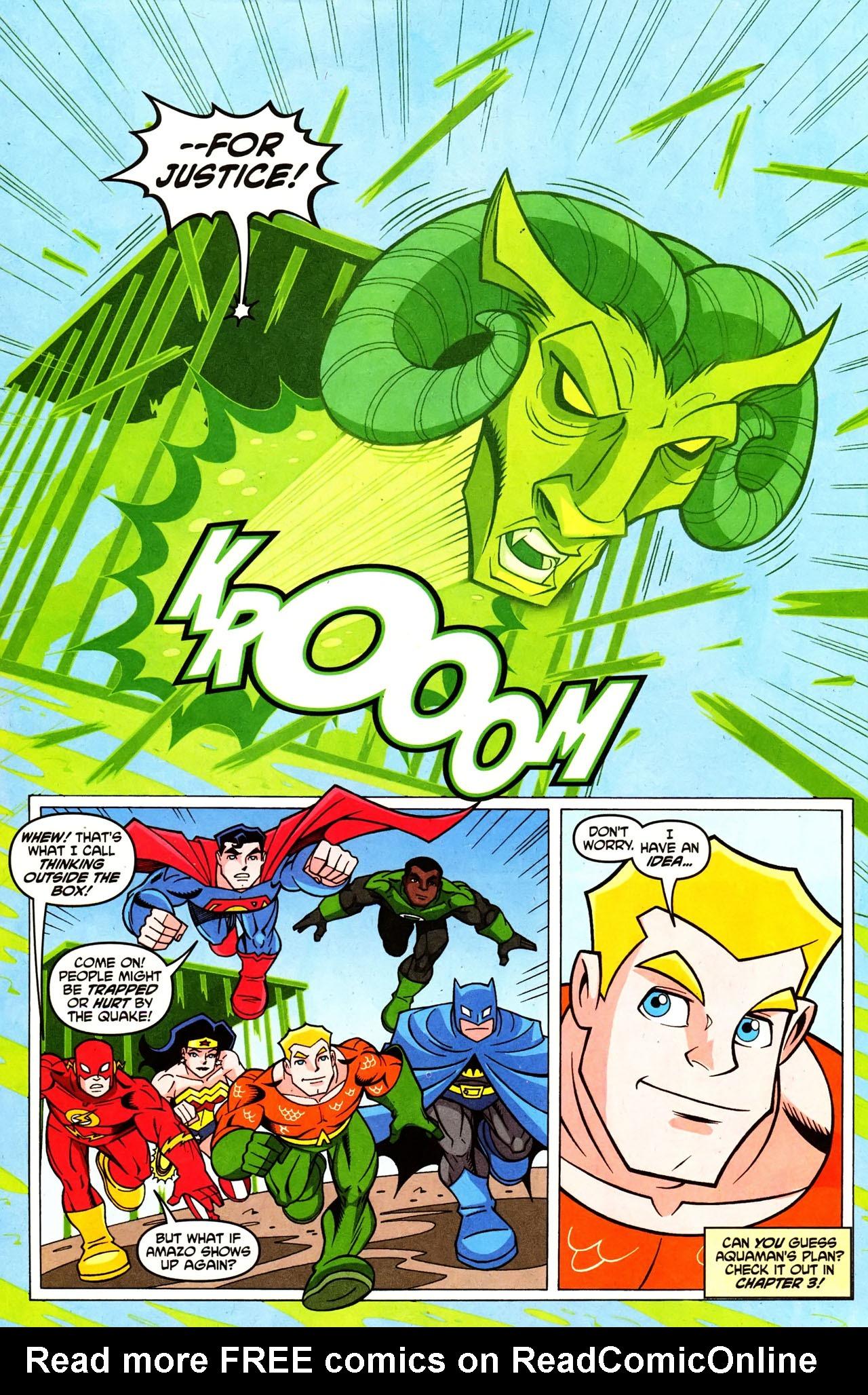 Super Friends #1 #29 - English 18