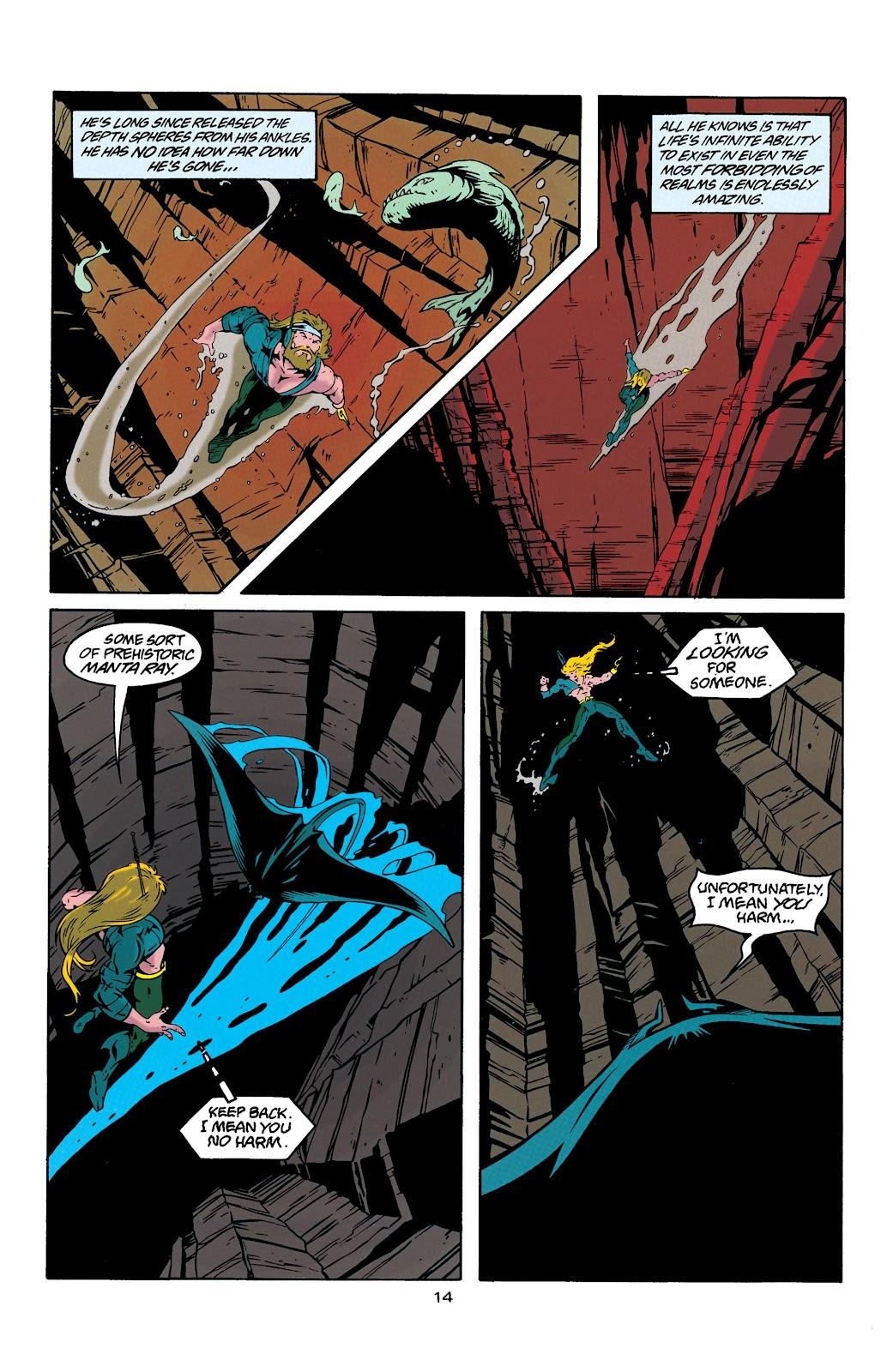 Aquaman (1994) Issue #29 #35 - English 14