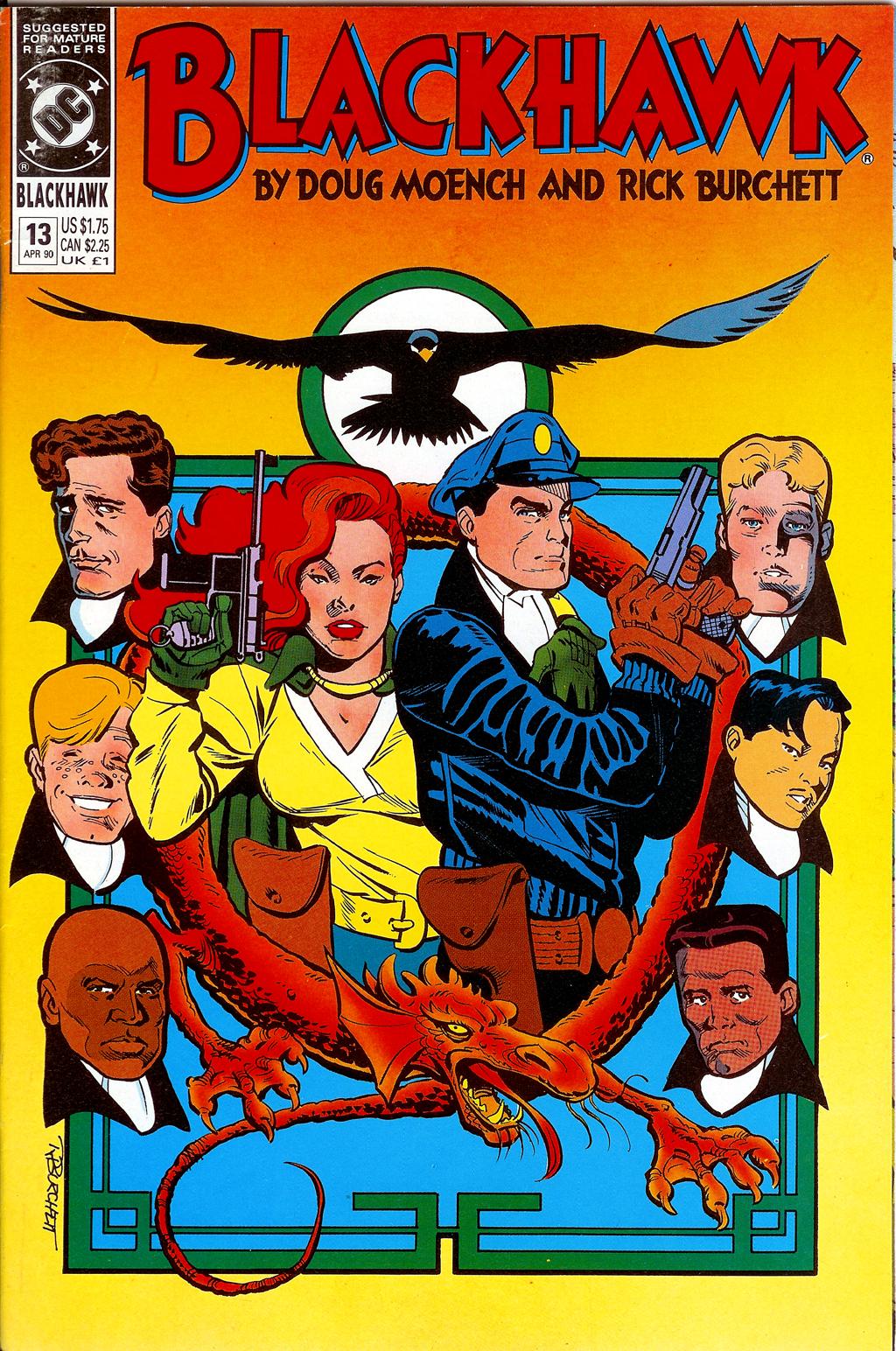 Blackhawk (1989) 13 Page 1