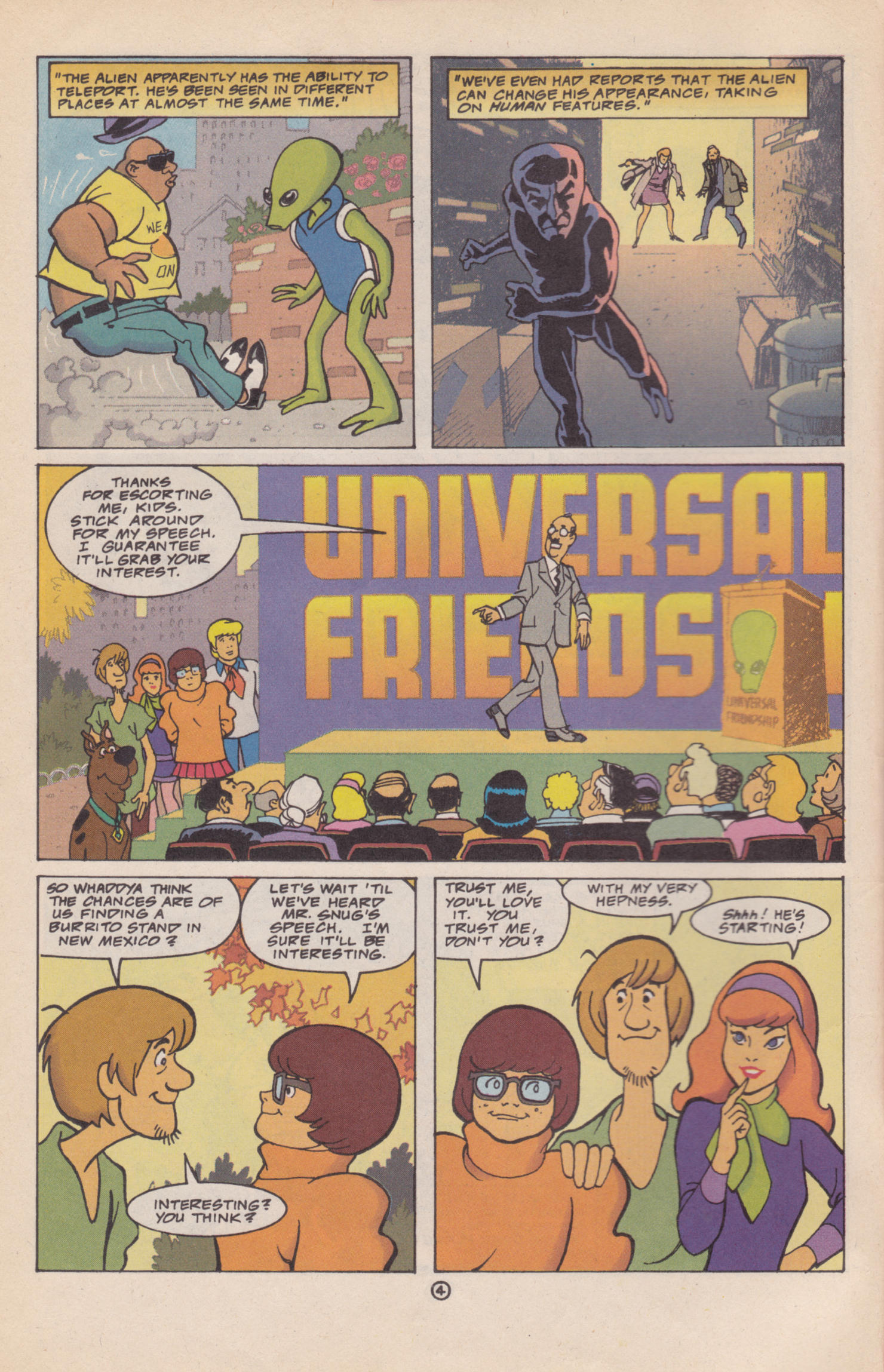 Read online Scooby-Doo (1997) comic -  Issue #2 - 5
