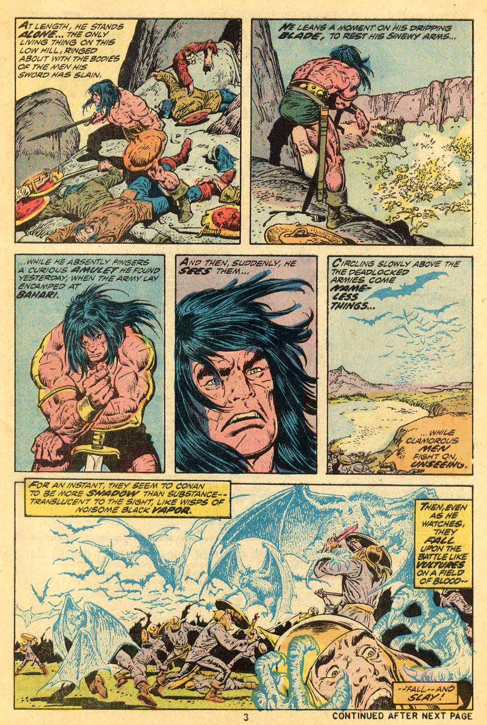 Conan the Barbarian (1970) Issue #30 #42 - English 4