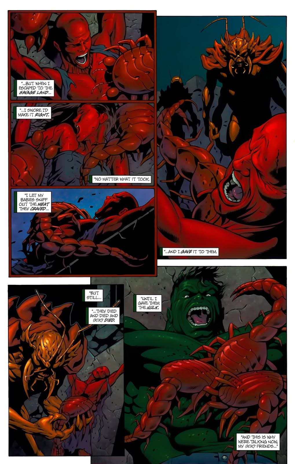 Incredible Hulks (2010) Issue #625 #15 - English 12