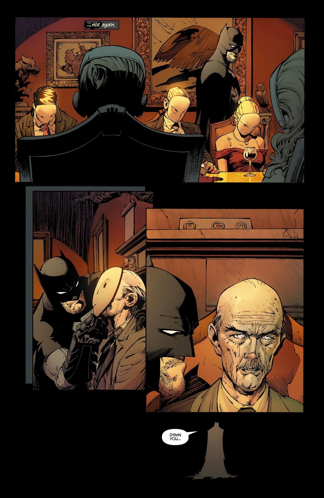 Batman (2011) Issue #10 #25 - English 10