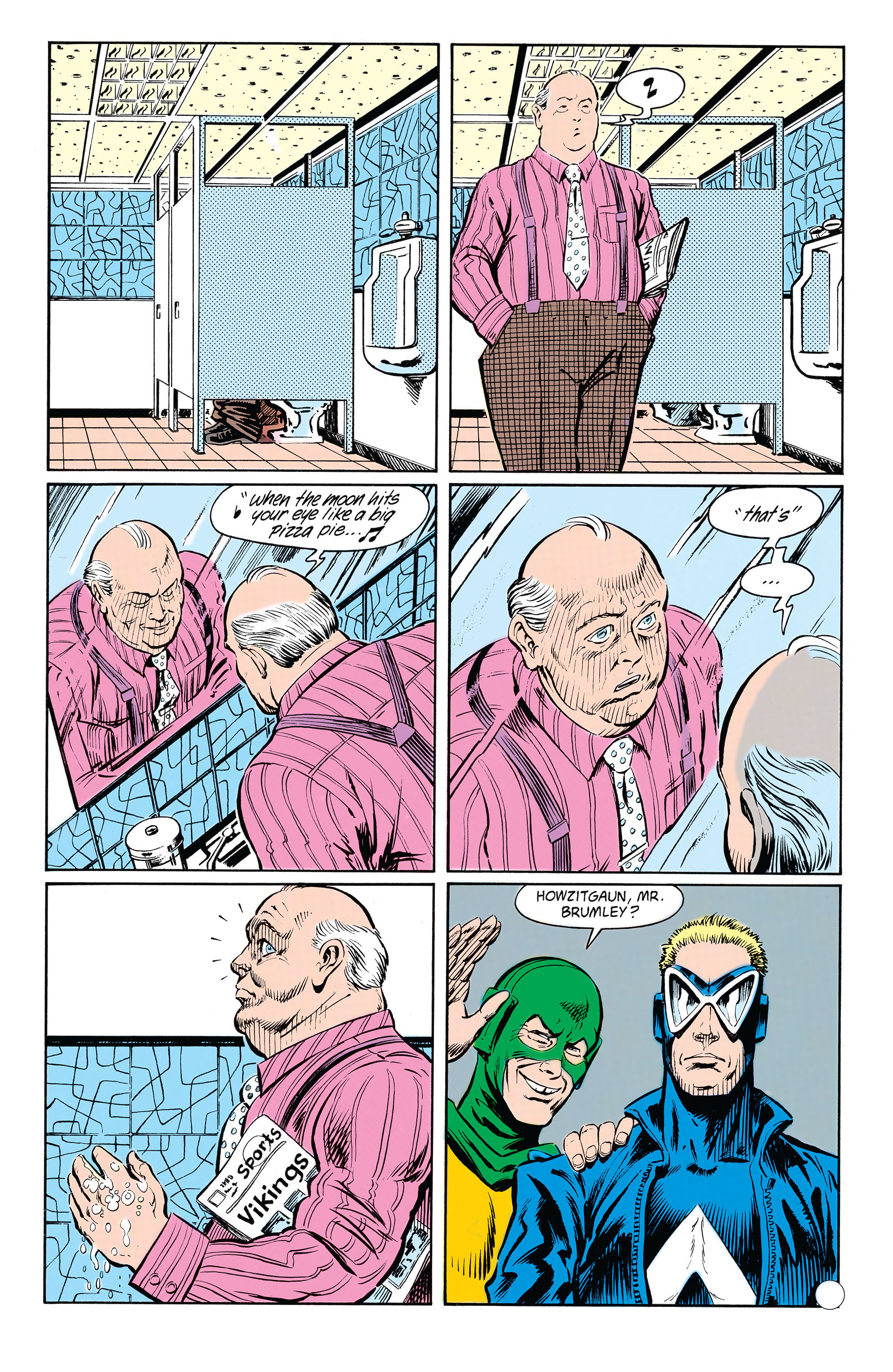 Animal Man (1988) 21 Page 13