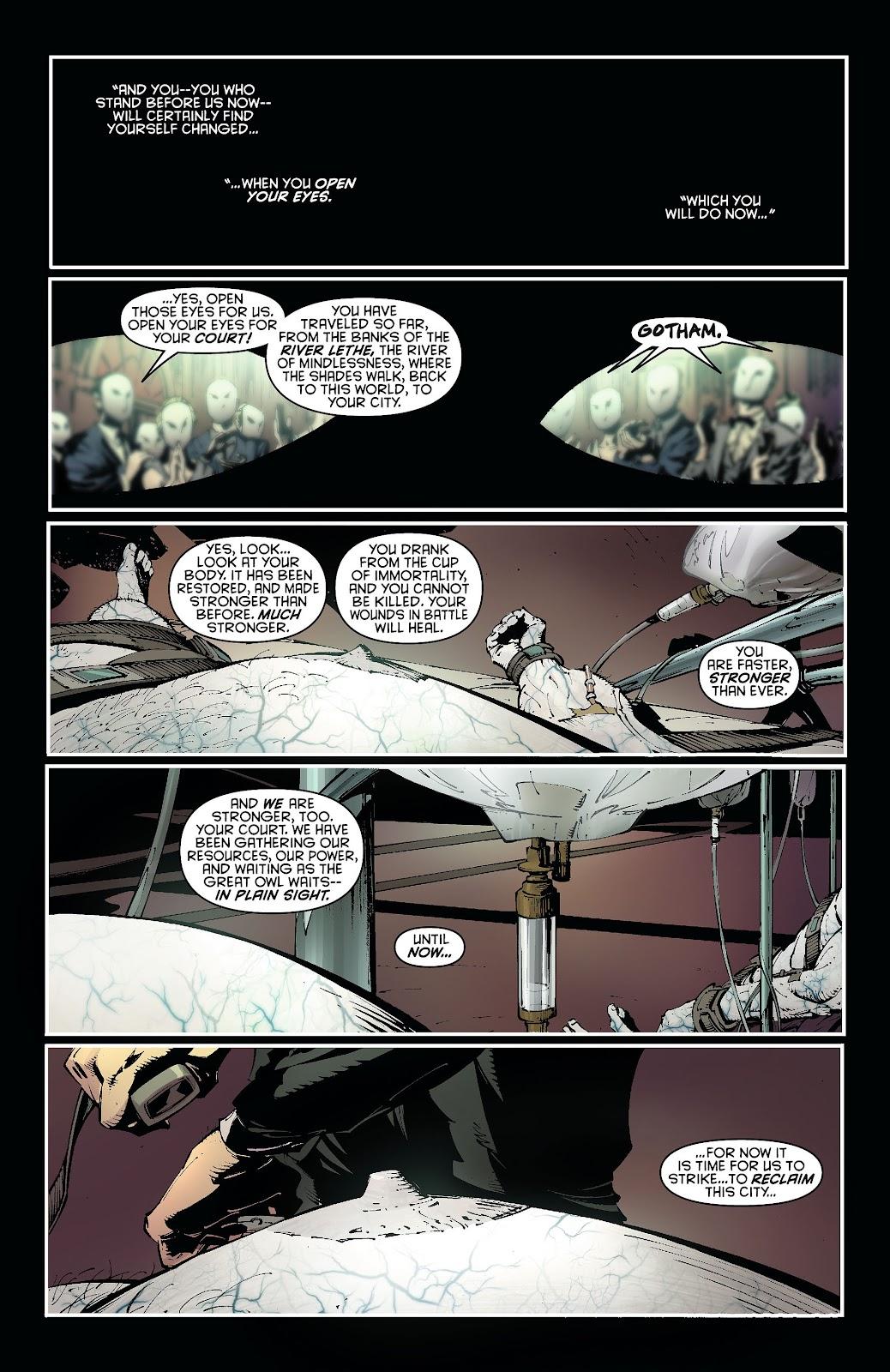 Batman (2011) Issue #7 #22 - English 10