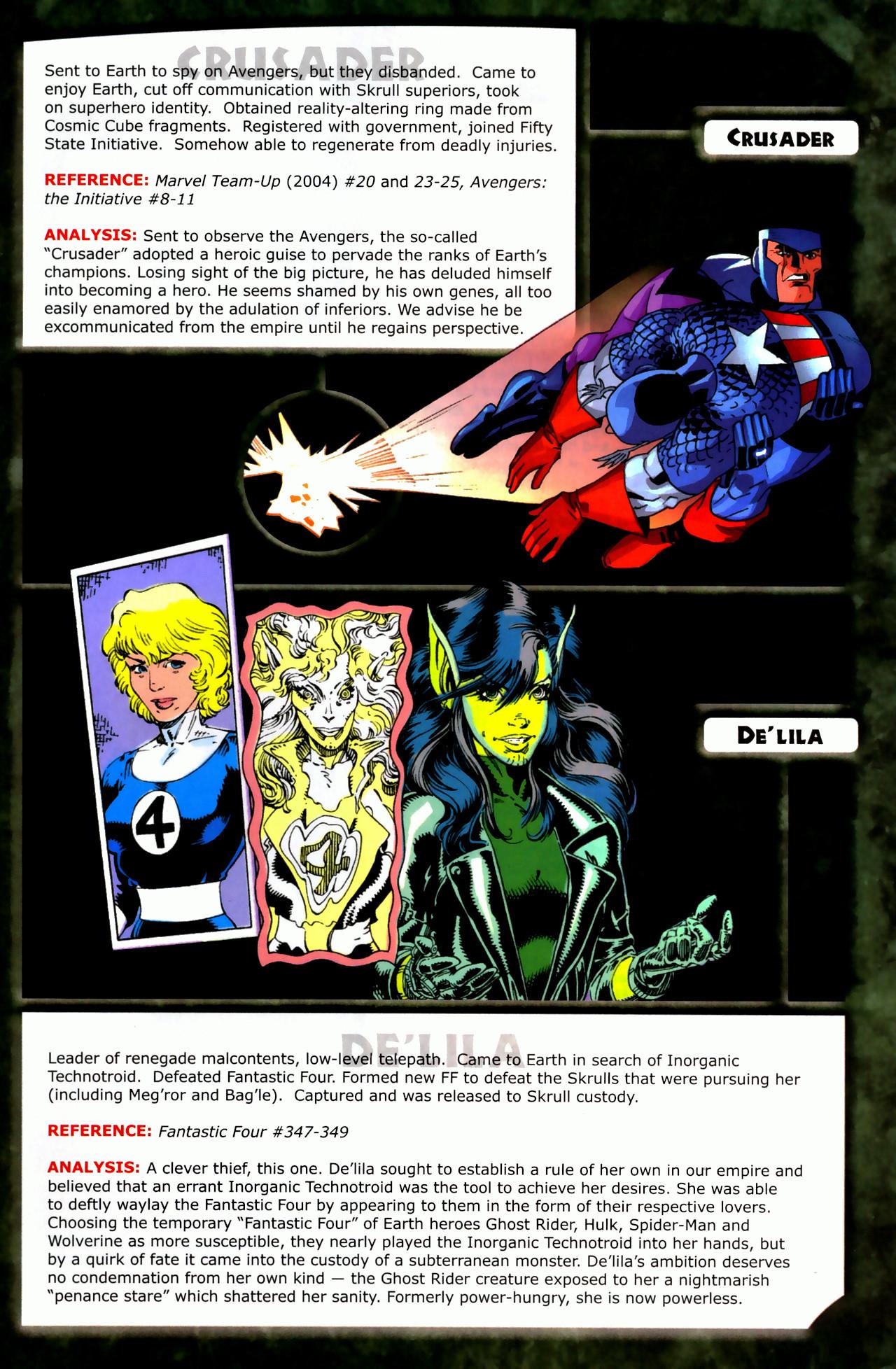 Read online Skrulls! comic -  Issue # Full - 11