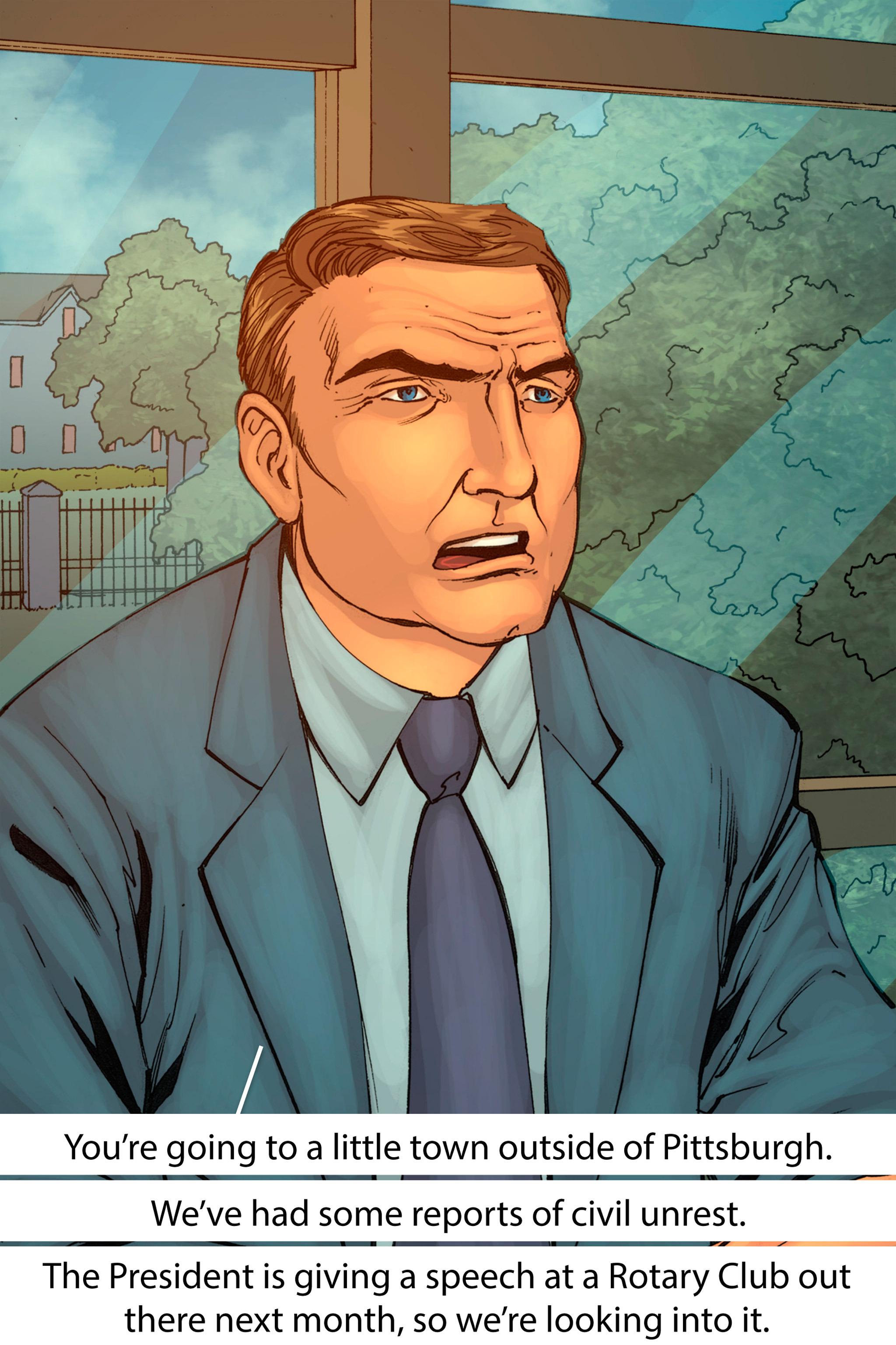 Read online Z-Men comic -  Issue #1 - 83