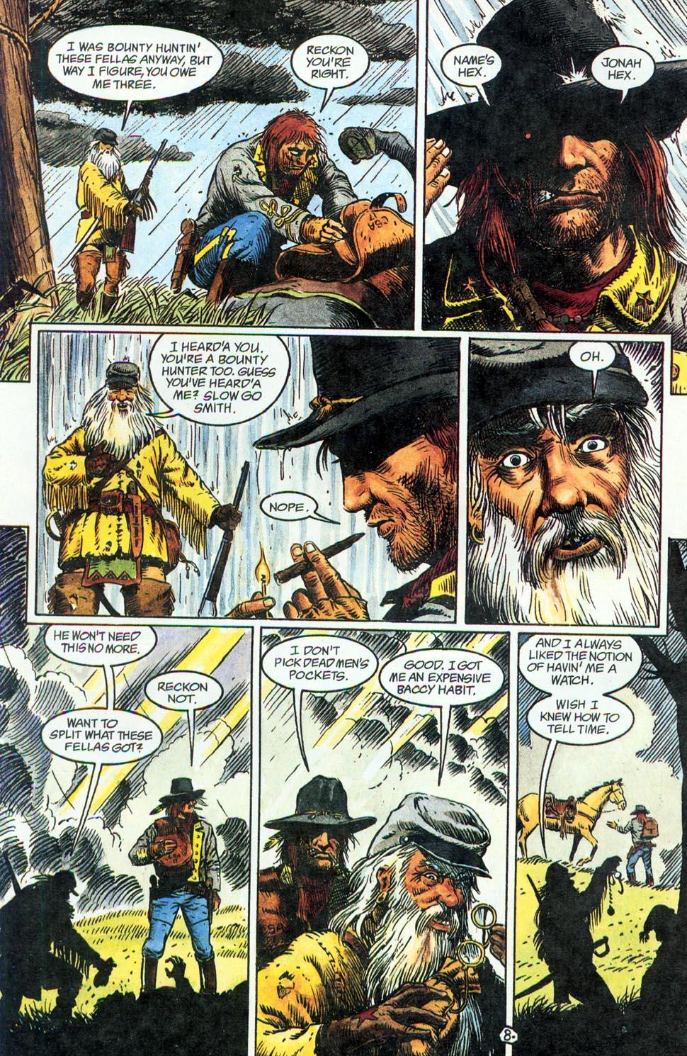 Jonah Hex: Two-Gun Mojo Issue #1 #1 - English 10