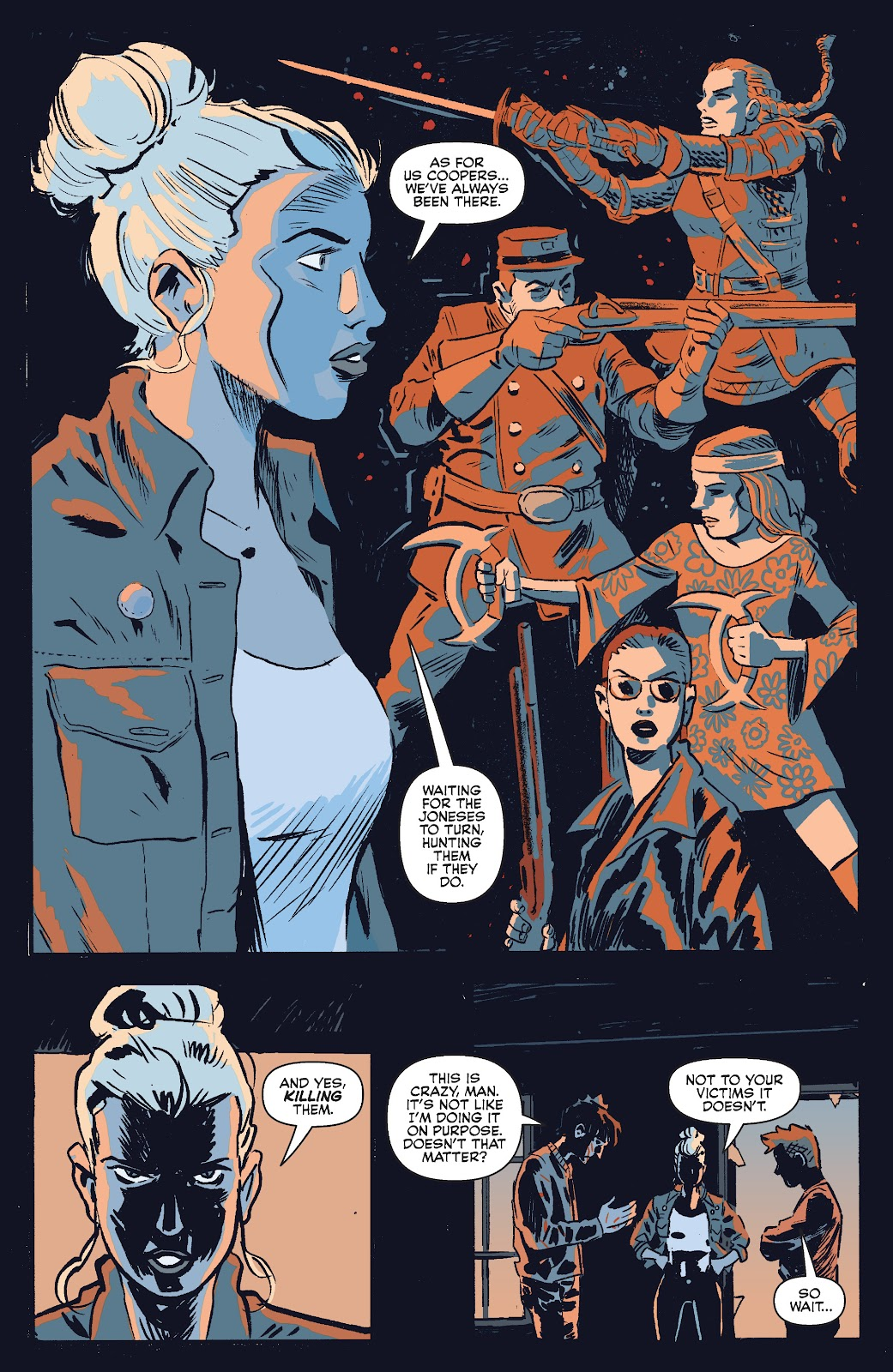 Jughead The Hunger Issue #0 #1 - English 30