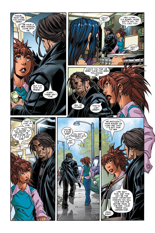 Read online Amazing Fantasy (2004) comic -  Issue #6 - 12