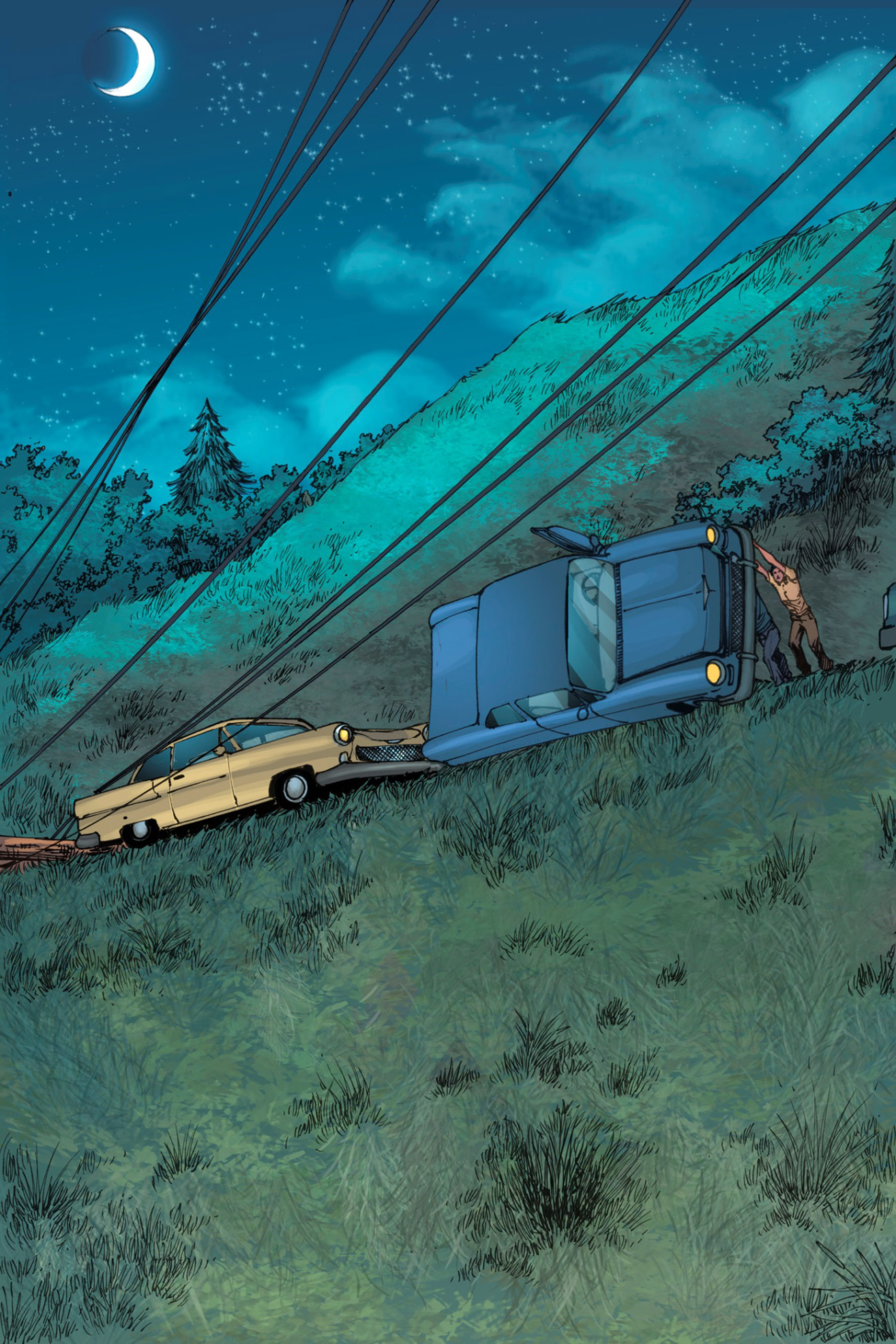 Read online Z-Men comic -  Issue #3 - 26