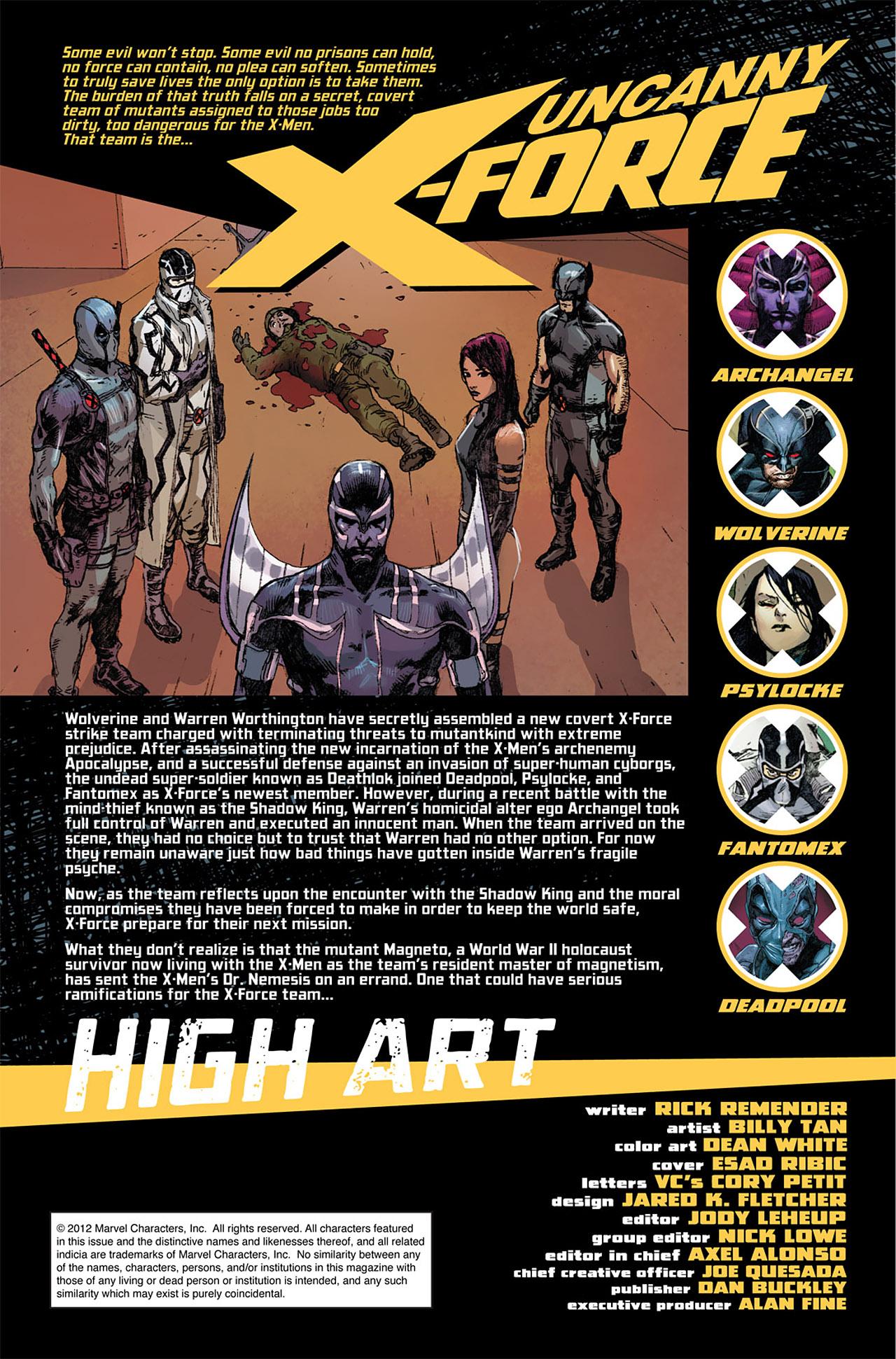 Uncanny X-Force (2010) #9 #28 - English 2
