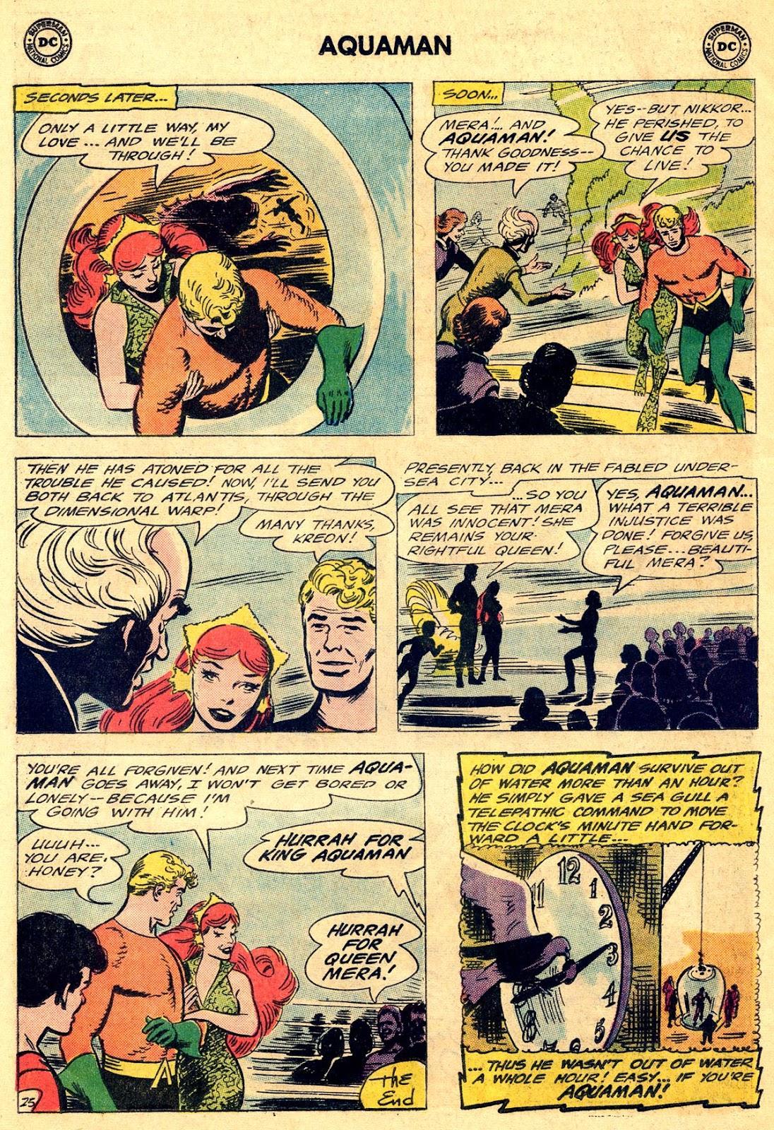 Aquaman (1962) Issue #19 #19 - English 32