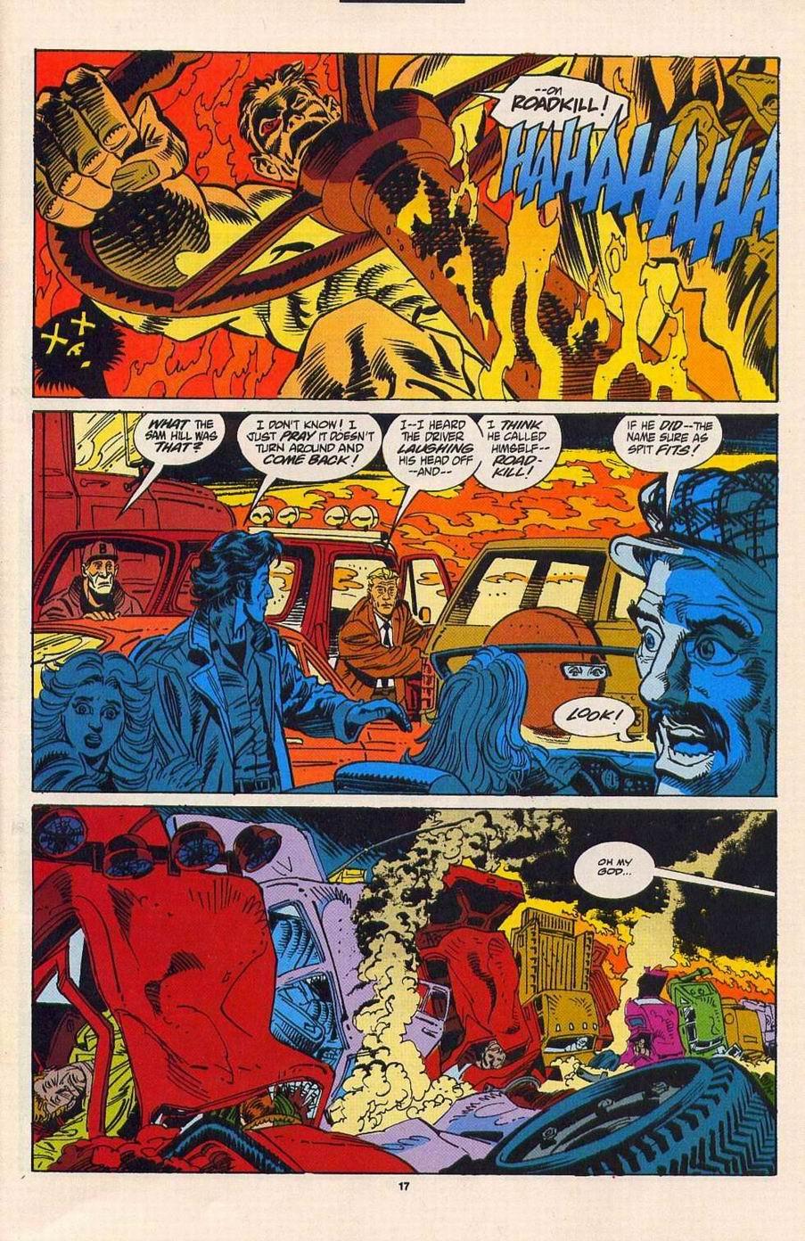 Read online Secret Defenders comic -  Issue #4 - 12