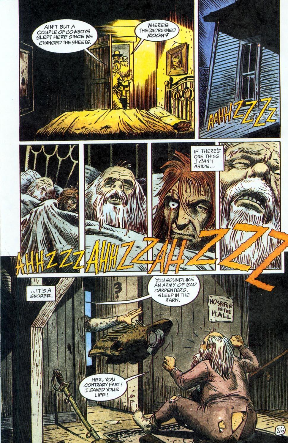 Jonah Hex: Two-Gun Mojo Issue #1 #1 - English 28