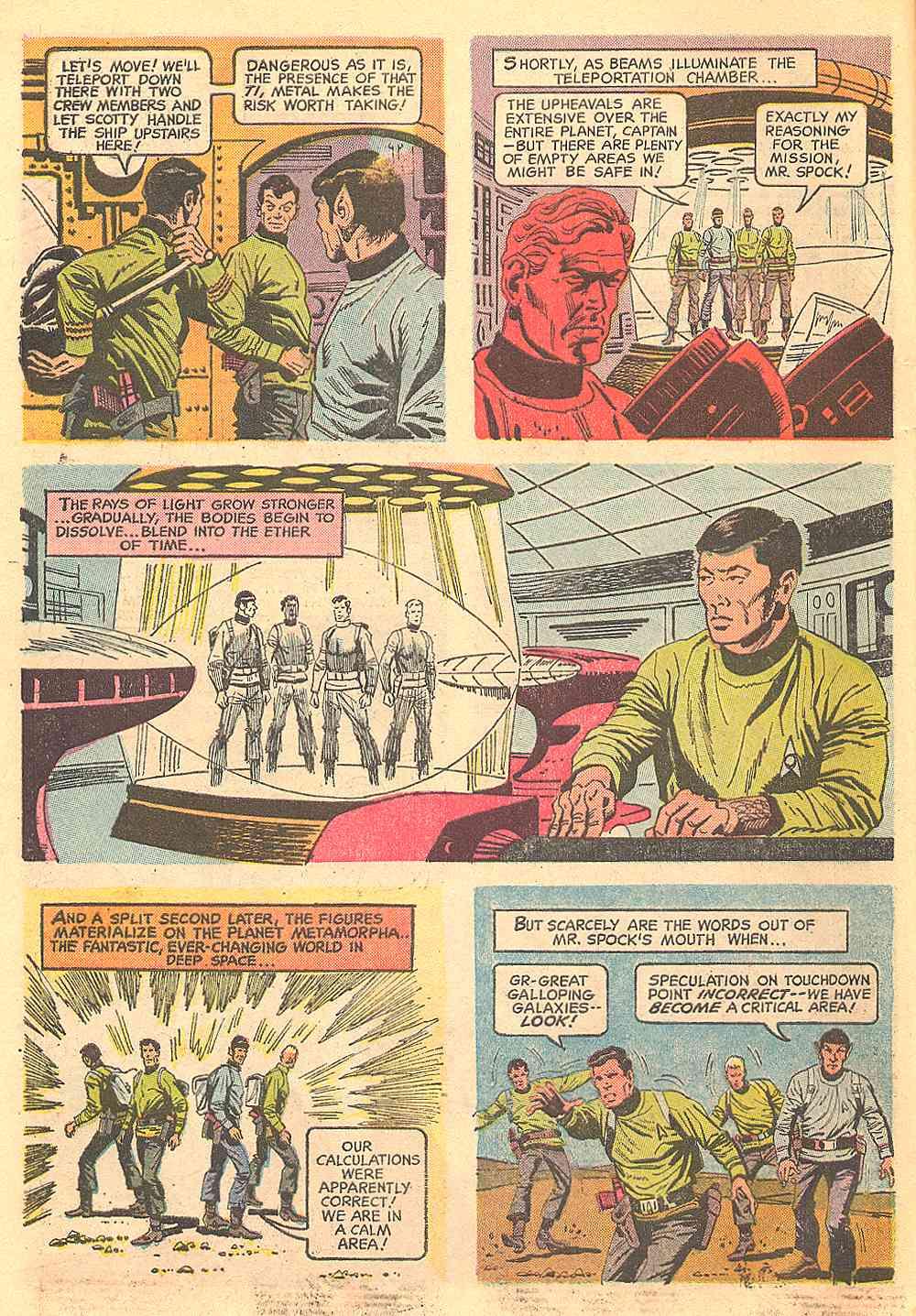Star Trek (1967) Issue #4 #4 - English 5