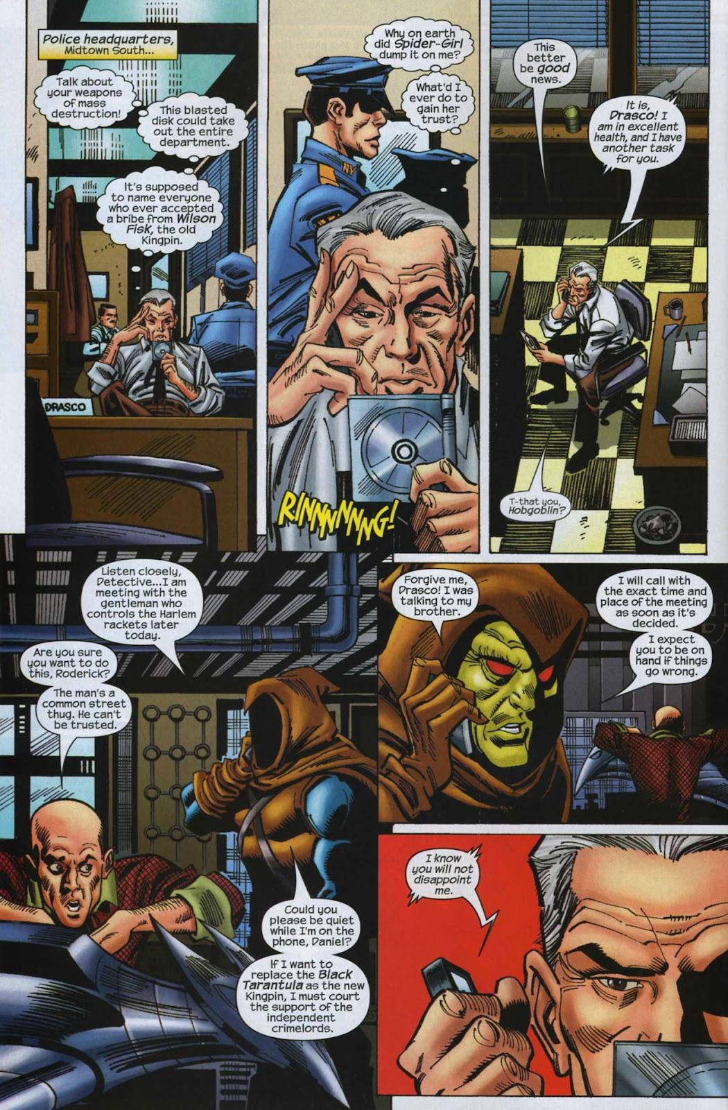 Amazing Spider-Girl Issue #7 #8 - English 9