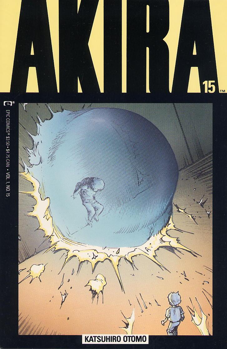 Akira 15 Page 1