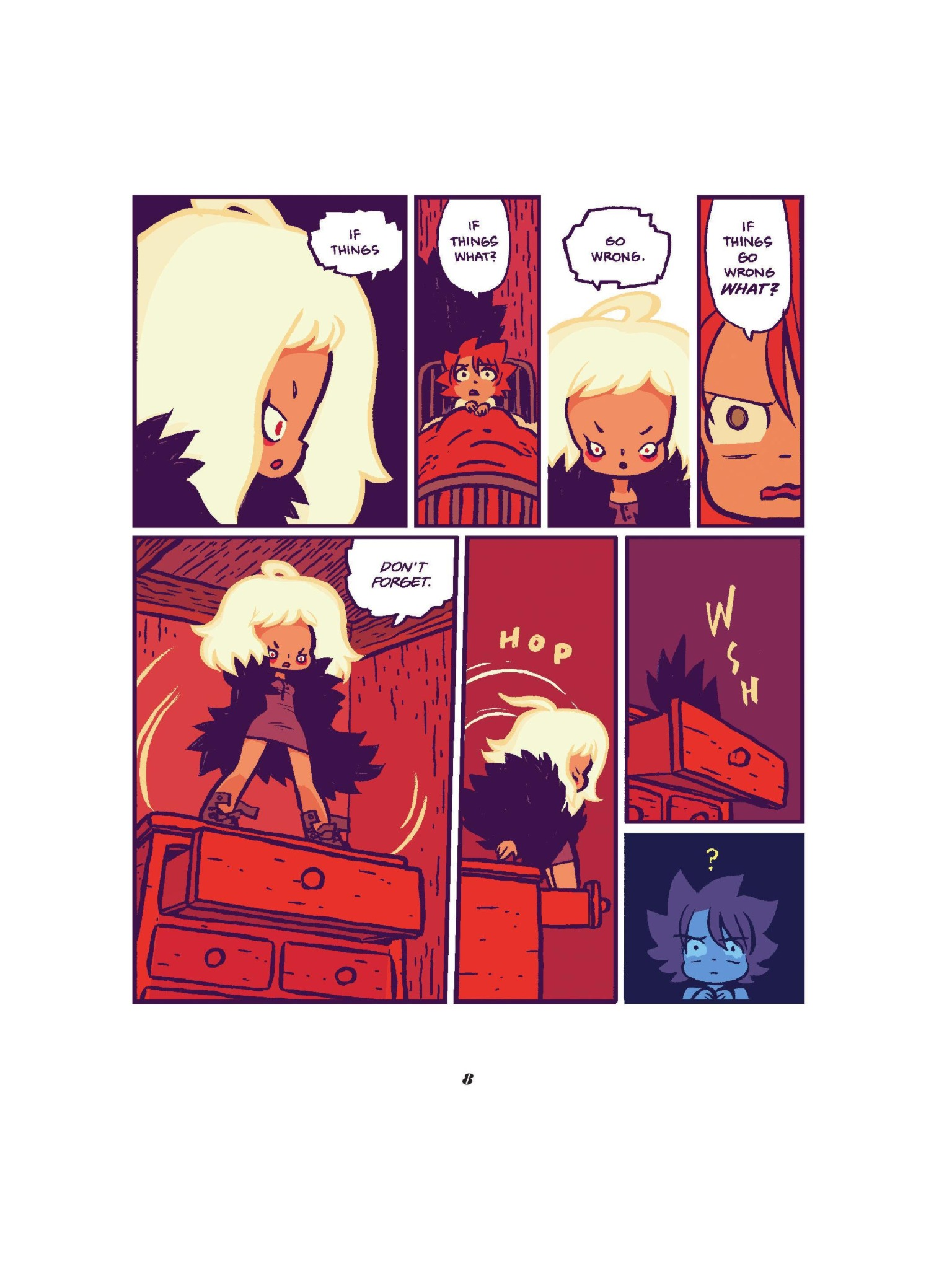 Read online Seconds comic -  Issue # Full - 11
