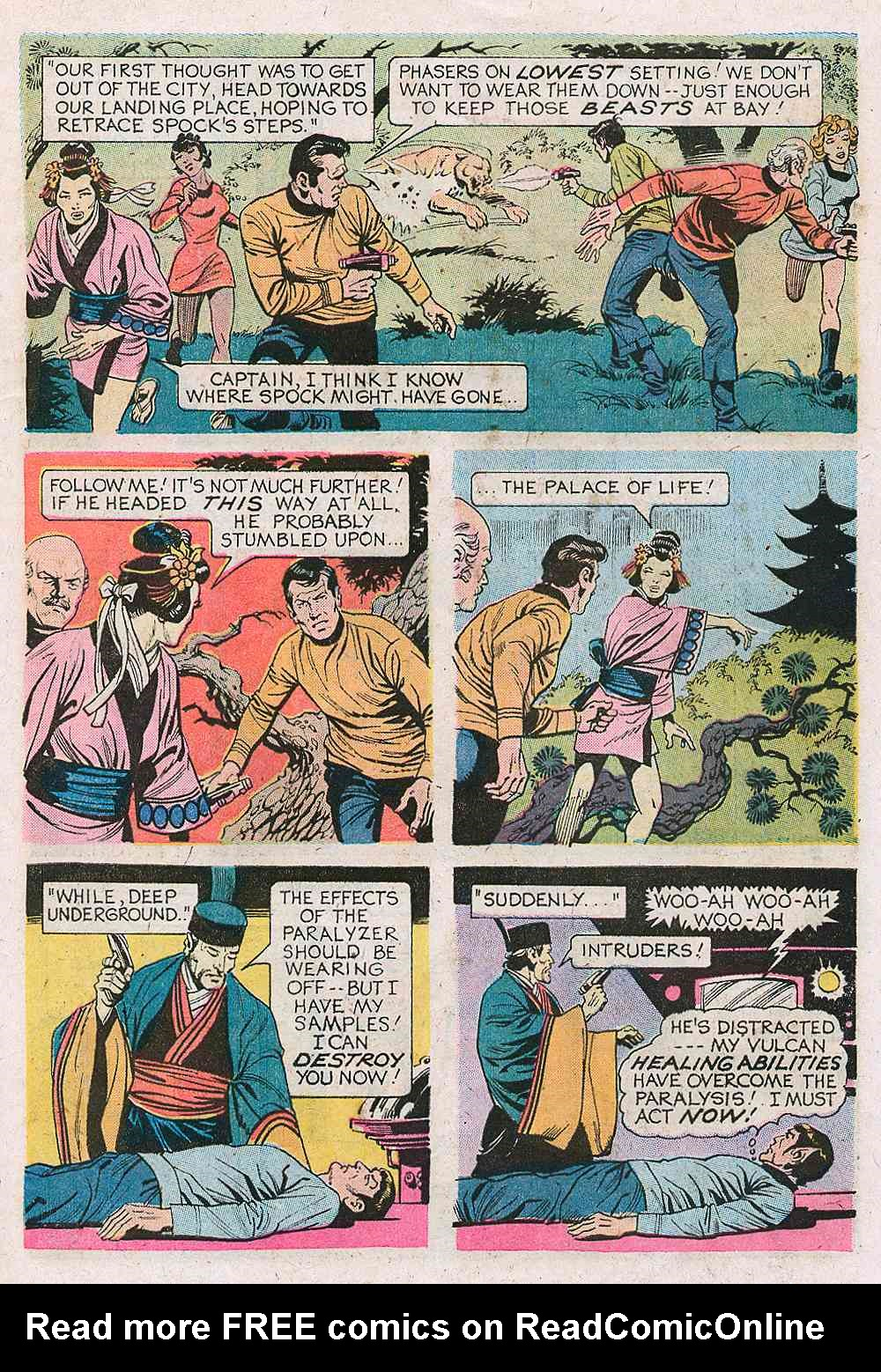 Star Trek (1967) Issue #26 #26 - English 21