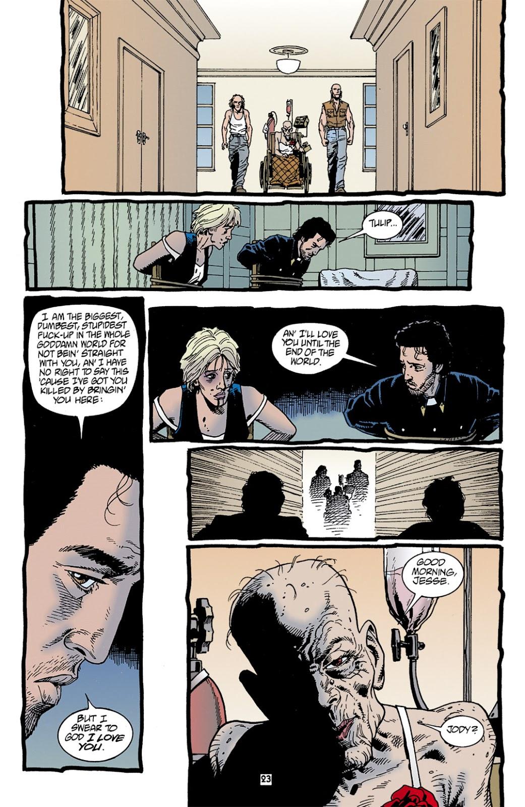 Preacher Issue #10 #19 - English 24