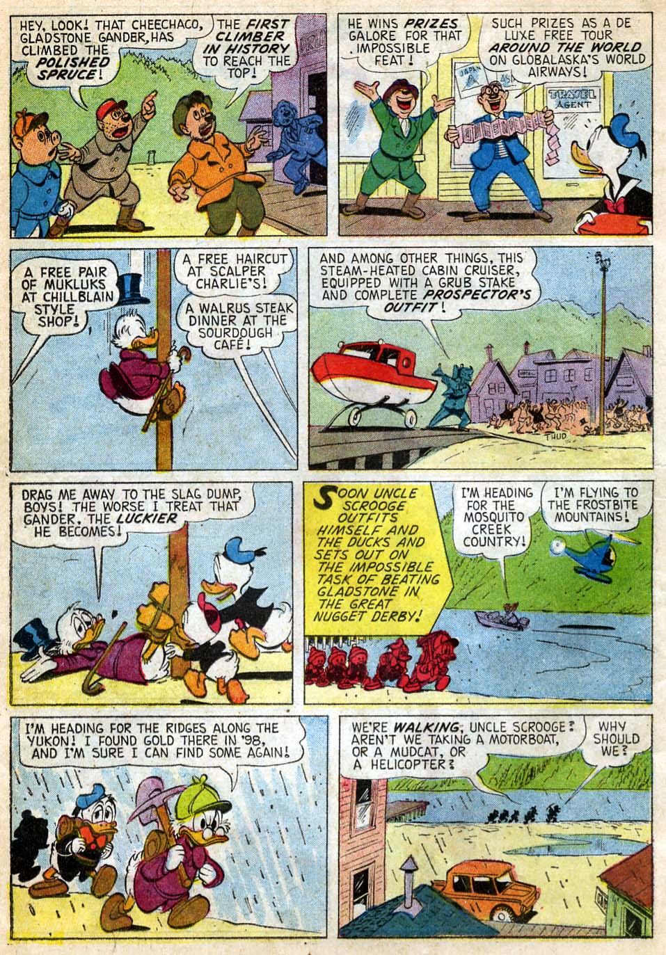 Uncle Scrooge (1953) Issue #35 #35 - English 12