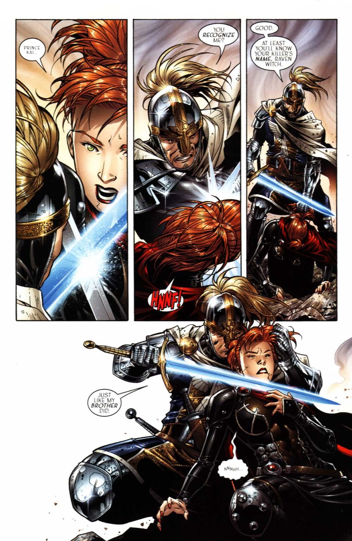 Read online Scion comic -  Issue #18 - 15