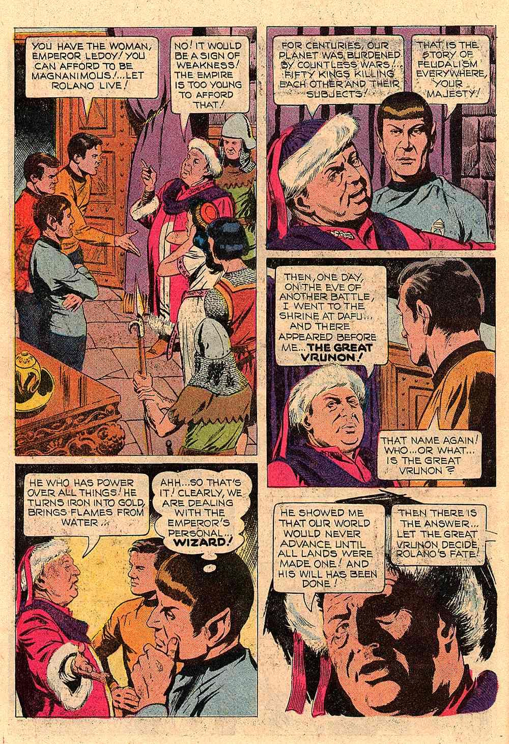 Star Trek (1967) #57 #57 - English 8