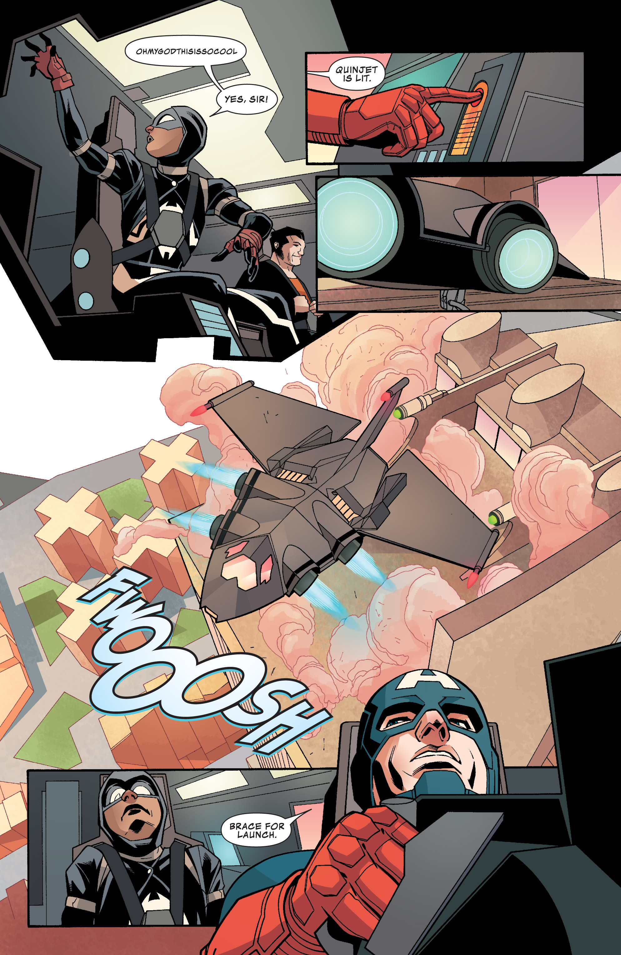 Read online Avengers Assemble (2012) comic -  Issue #25 - 7