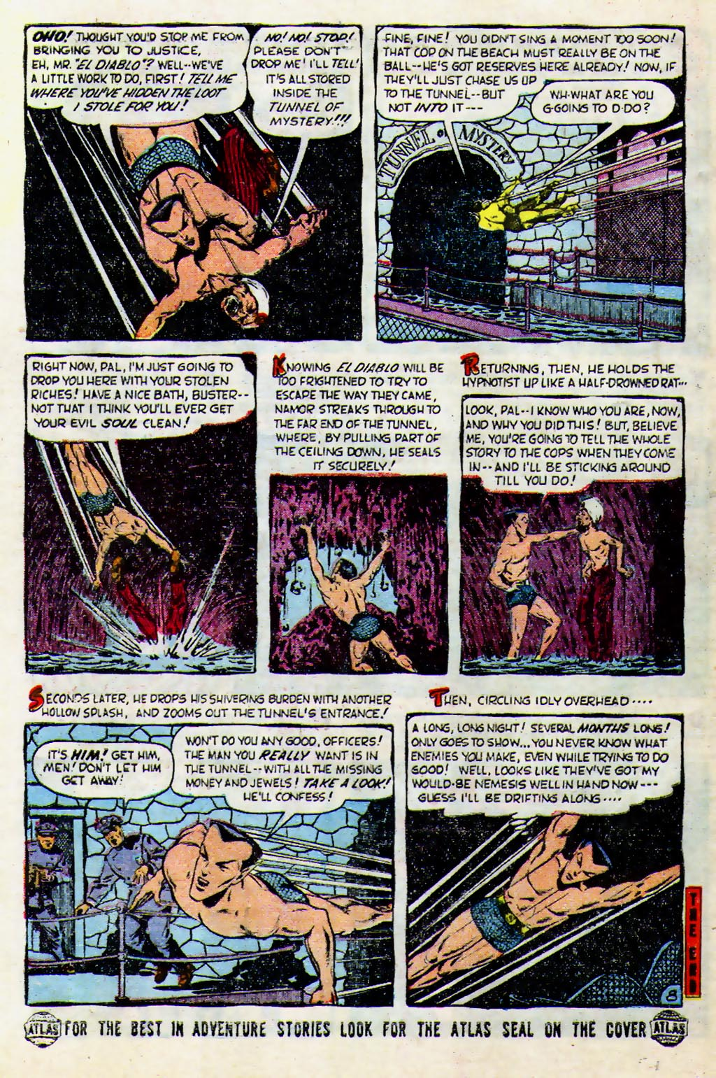 Sub-Mariner Comics #39 #39 - English 31